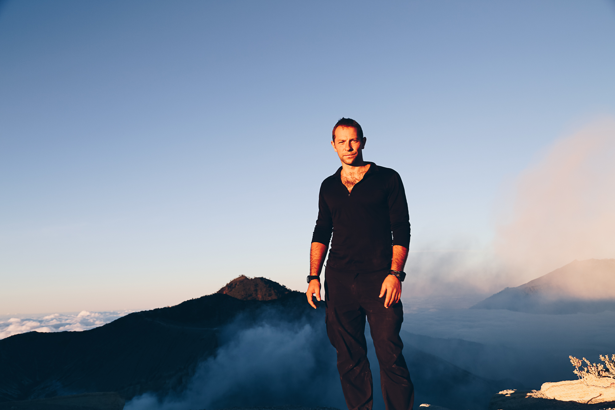 This man can help you plan your own epic expeditions ...