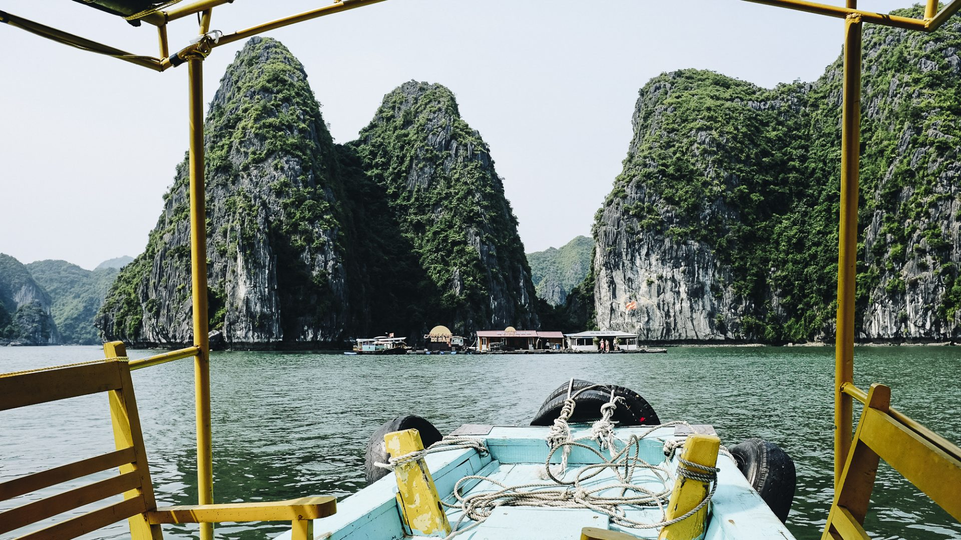 So long, Halong: A fantastic voyage into Vietnam's 'other' Halong Bay