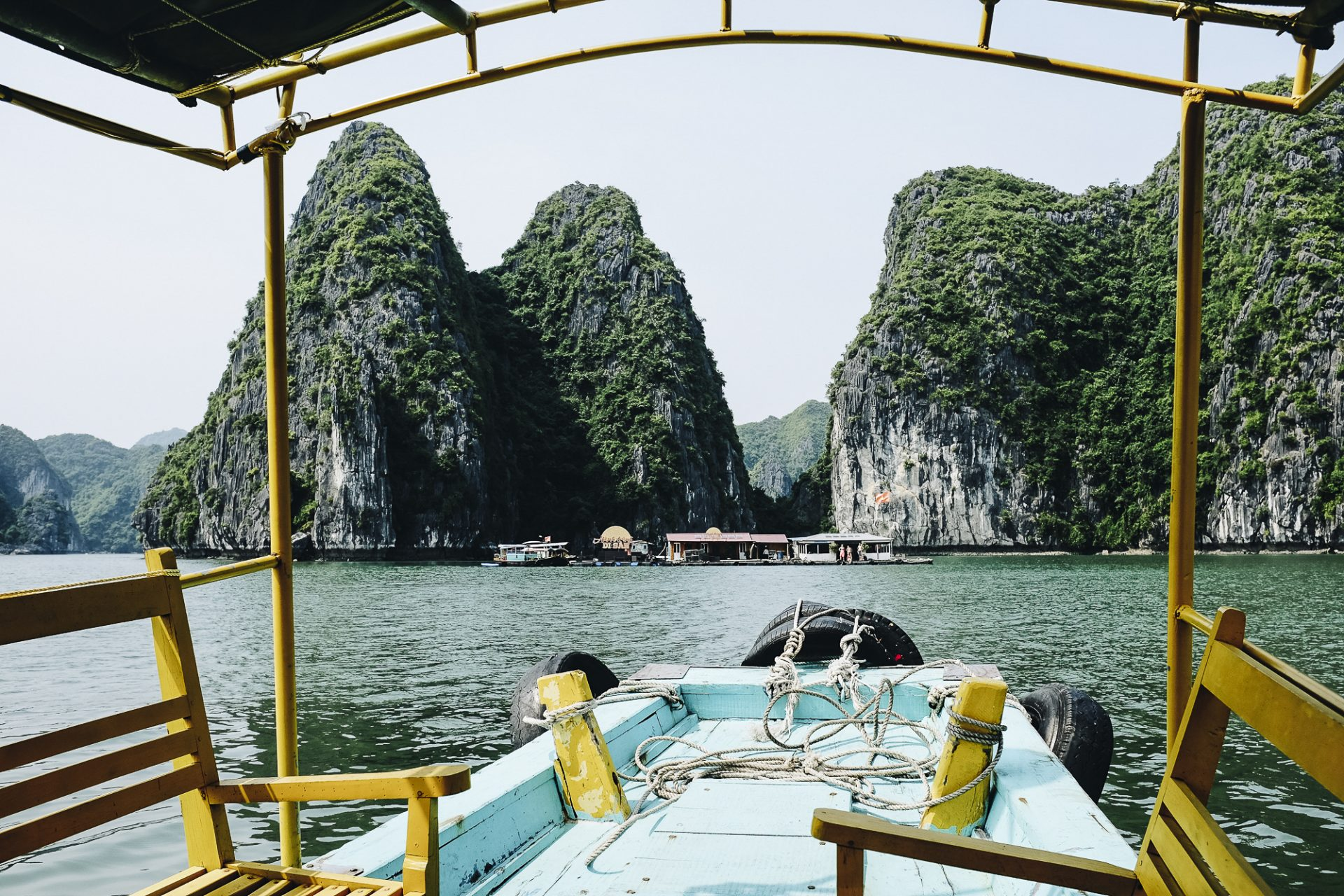 So long, Halong: A peculiar journey into Vietnam's 'other' Halong Bay