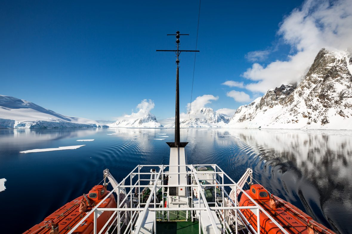 Antarctica: Photos from Earth's last wilderness