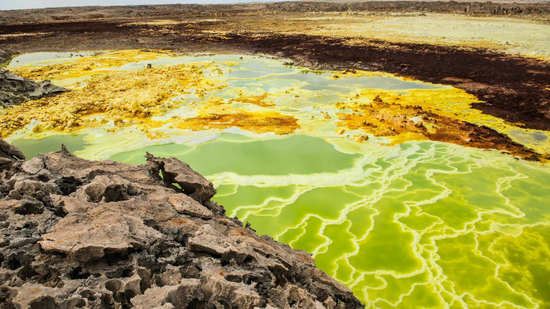 Surreal photos from the hottest place on earth