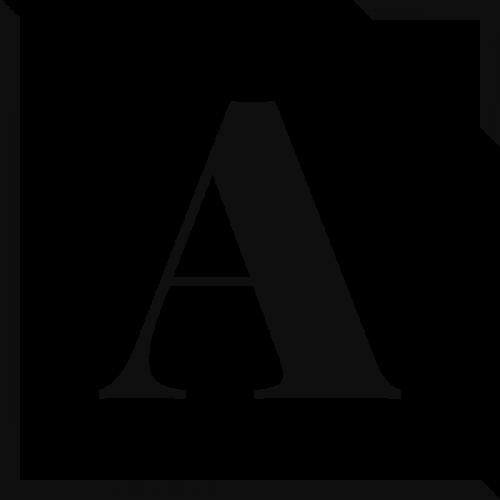 Adventure.com small black logo
