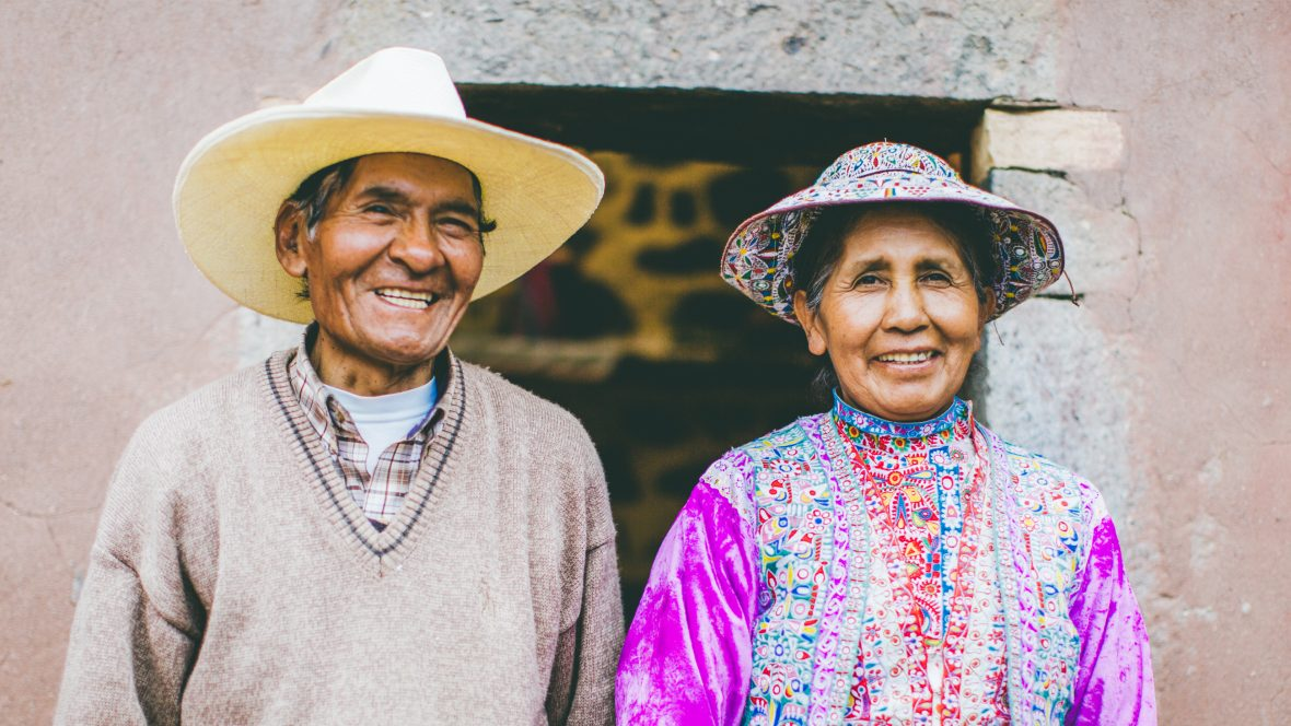 Finding community in Peru's Colca Canyon