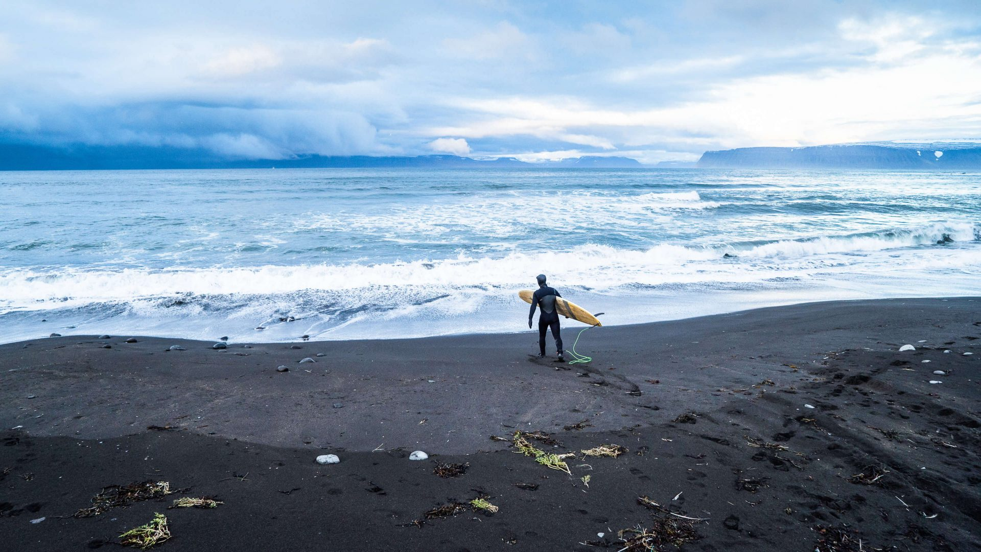 Meet the father-figure of Icelandic surfing
