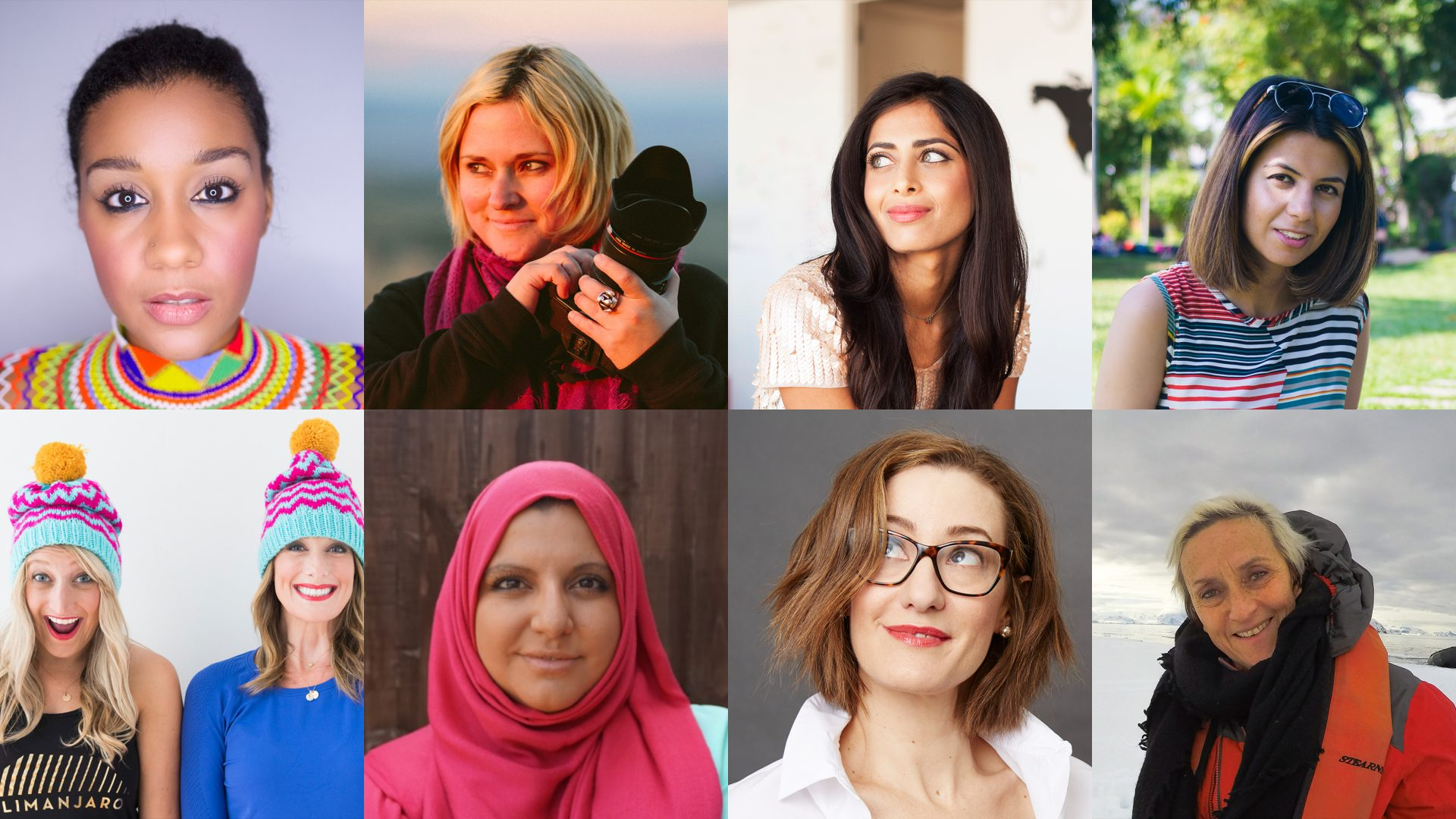 Dame disruptors: Meet the women changing travel
