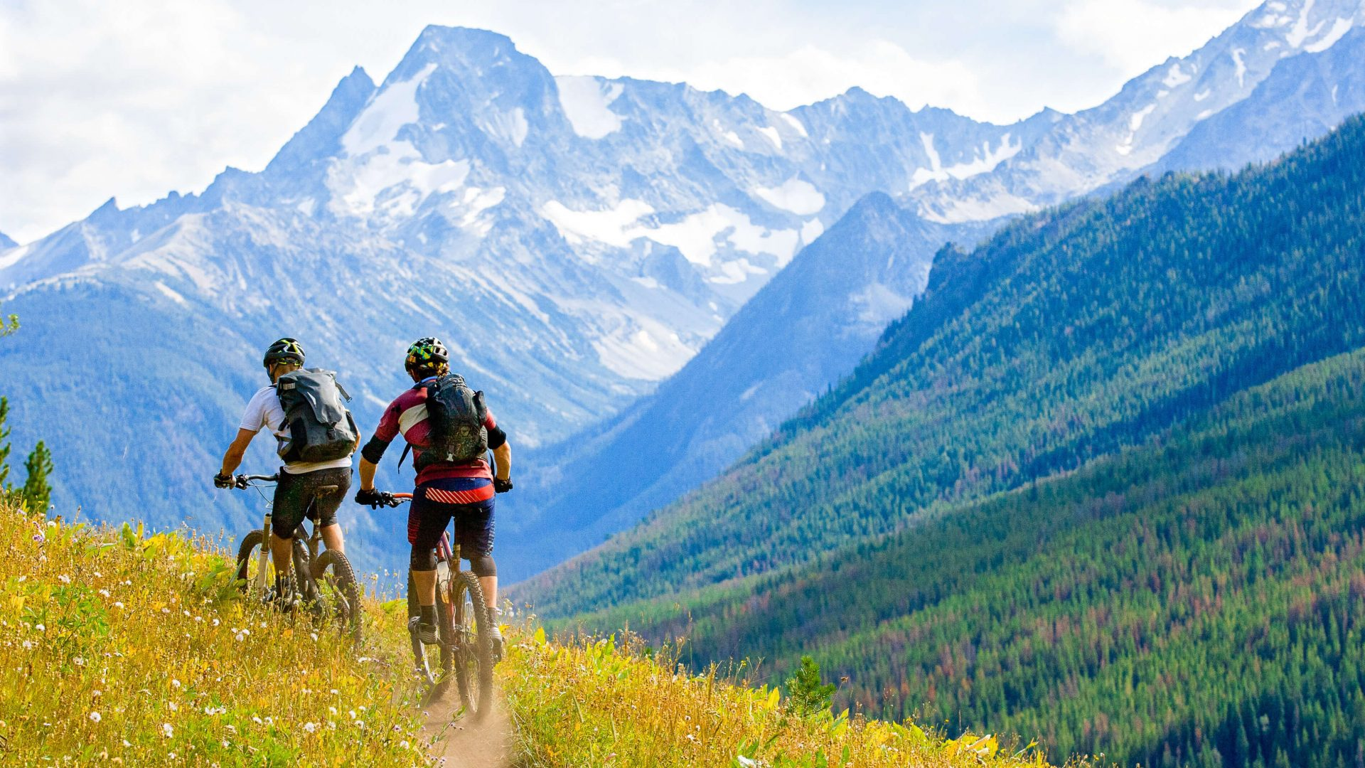 Why the trend for microadventures is on the up