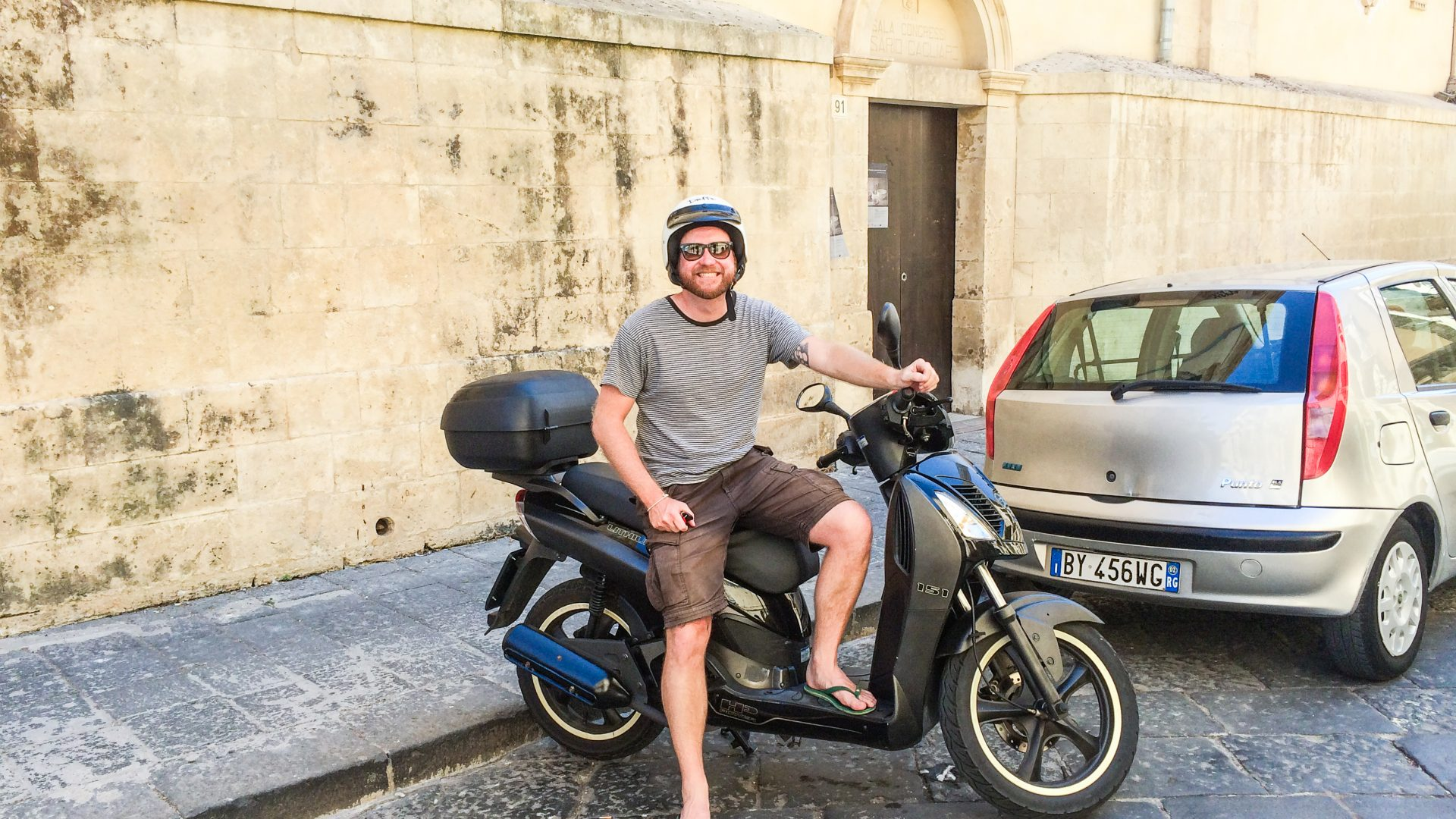 Living abroad: Ben Groundwater