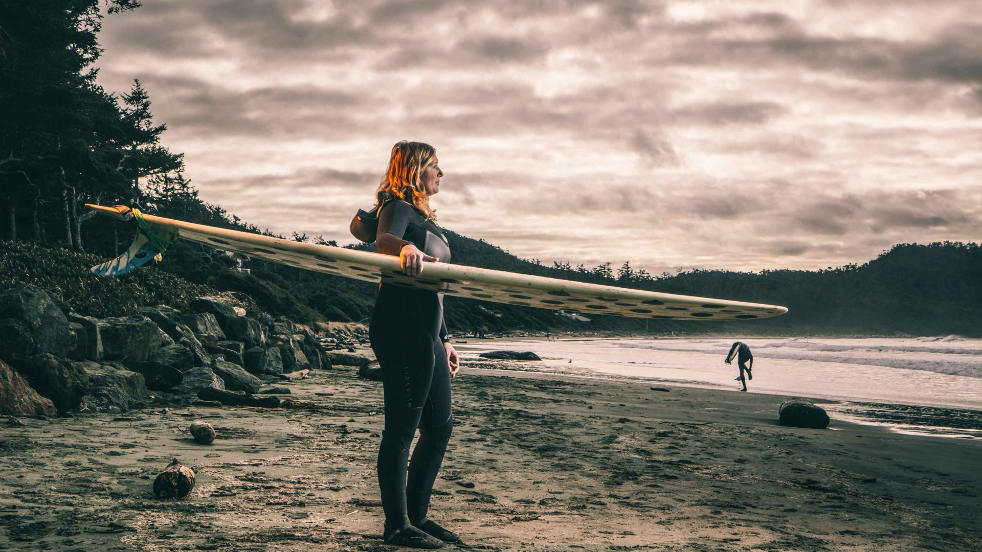 Road tripping Canada's Surf Highway