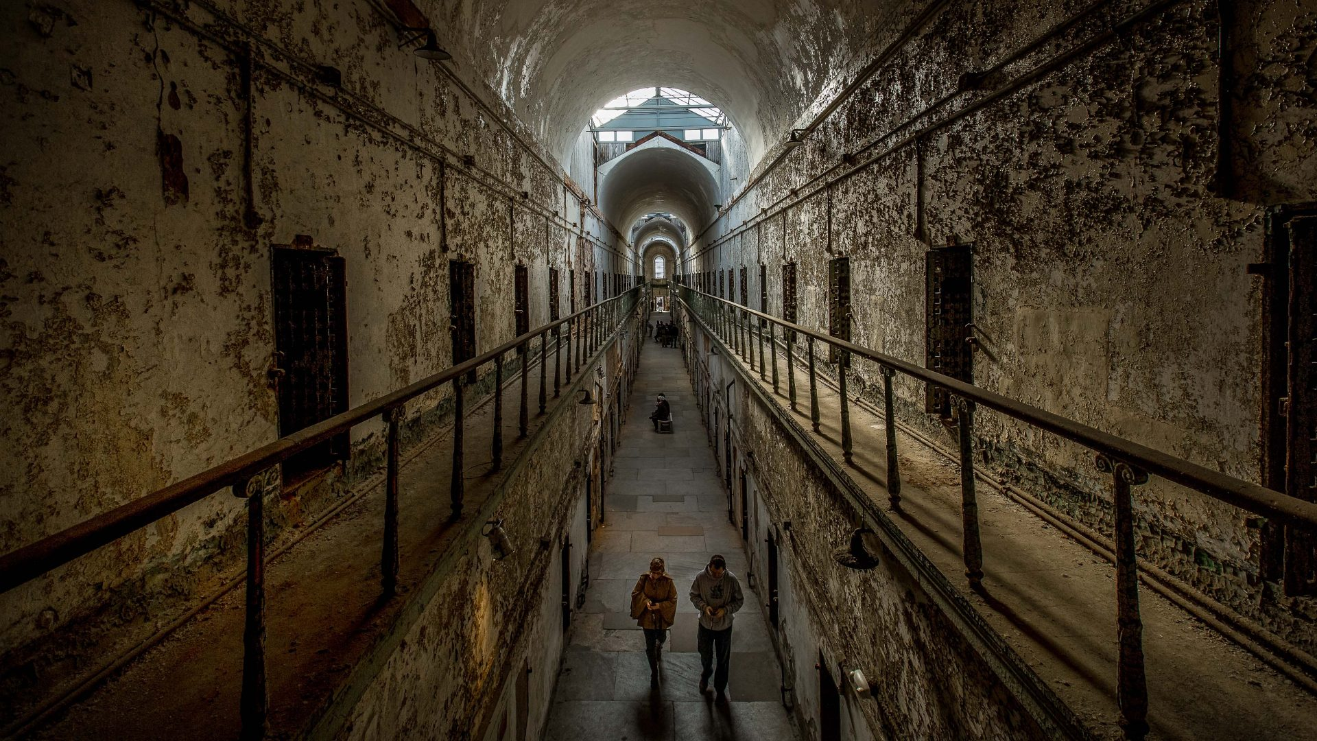 Inside America's most historic (and haunted) prison