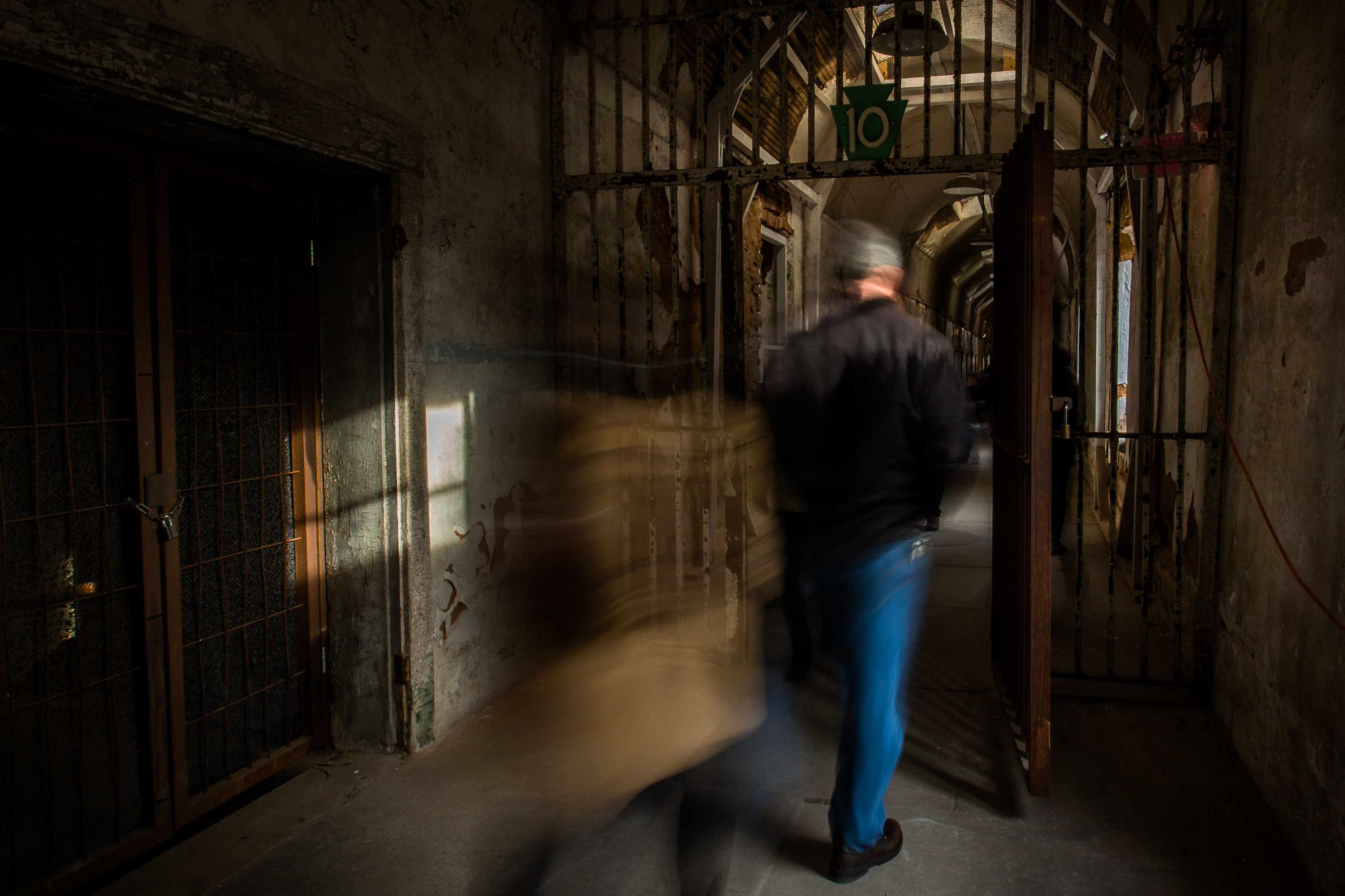 Eastern State Penitentiary: Inside America's most historic