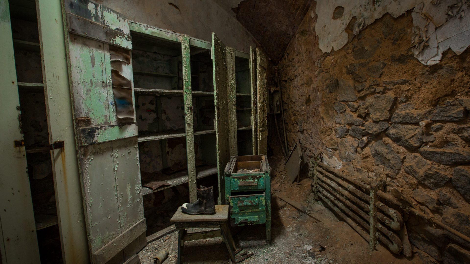 It's easy to understand why there are claims the Eastern State Penitentiary is haunted.