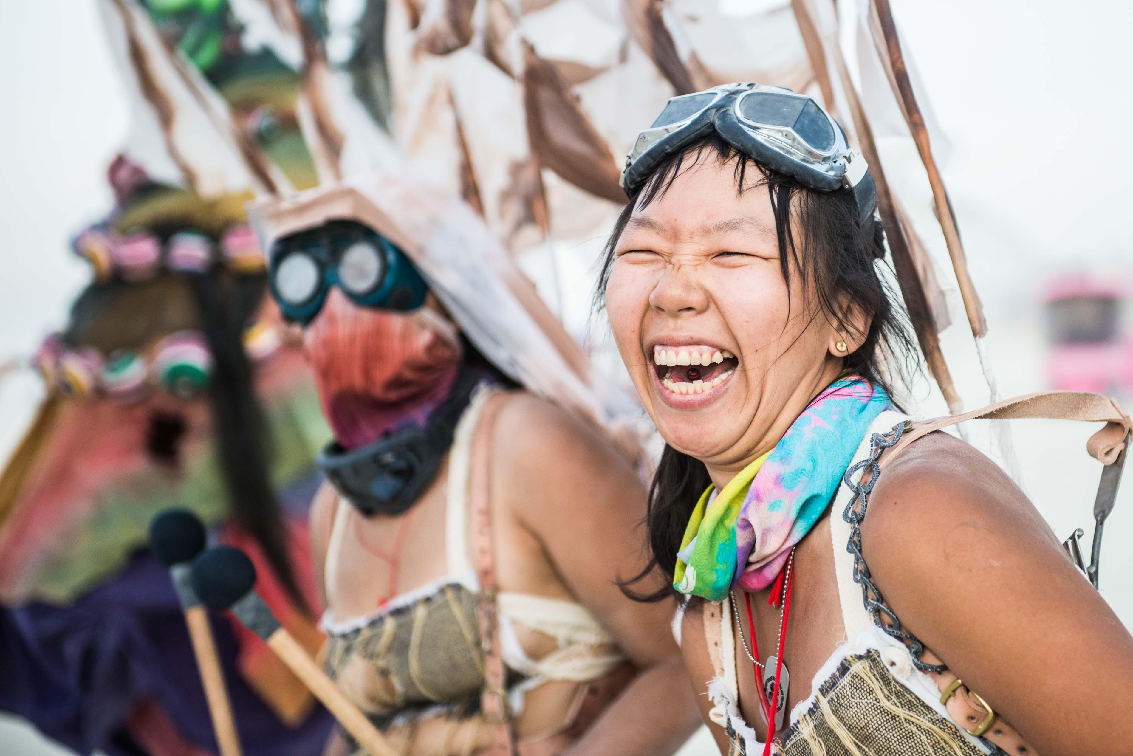 These photos capture the desert utopia of Burning Man : Adventure.com