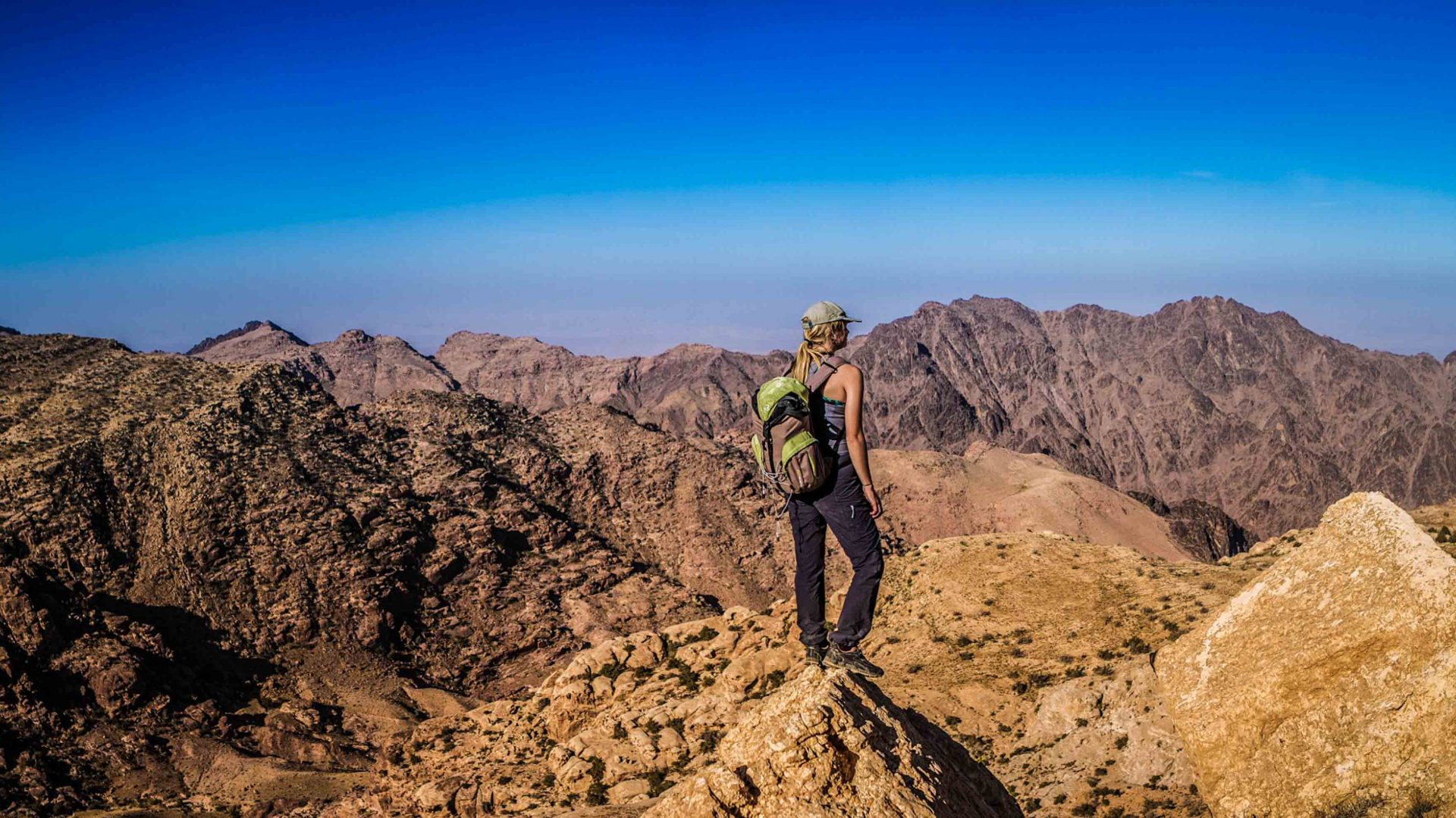 The Middle East just got its very own Inca Trail