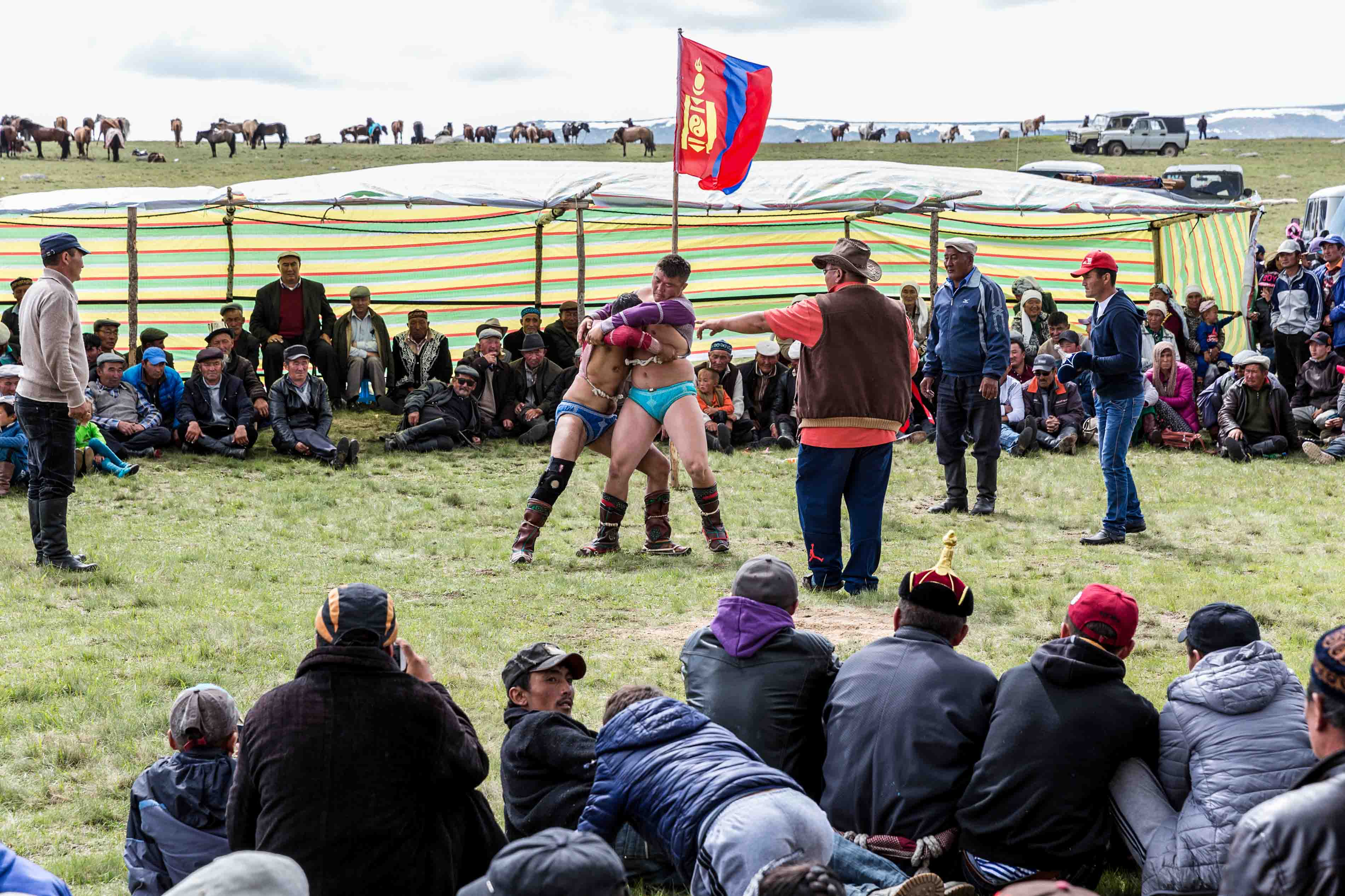 About the humiliation of women in Mongolia