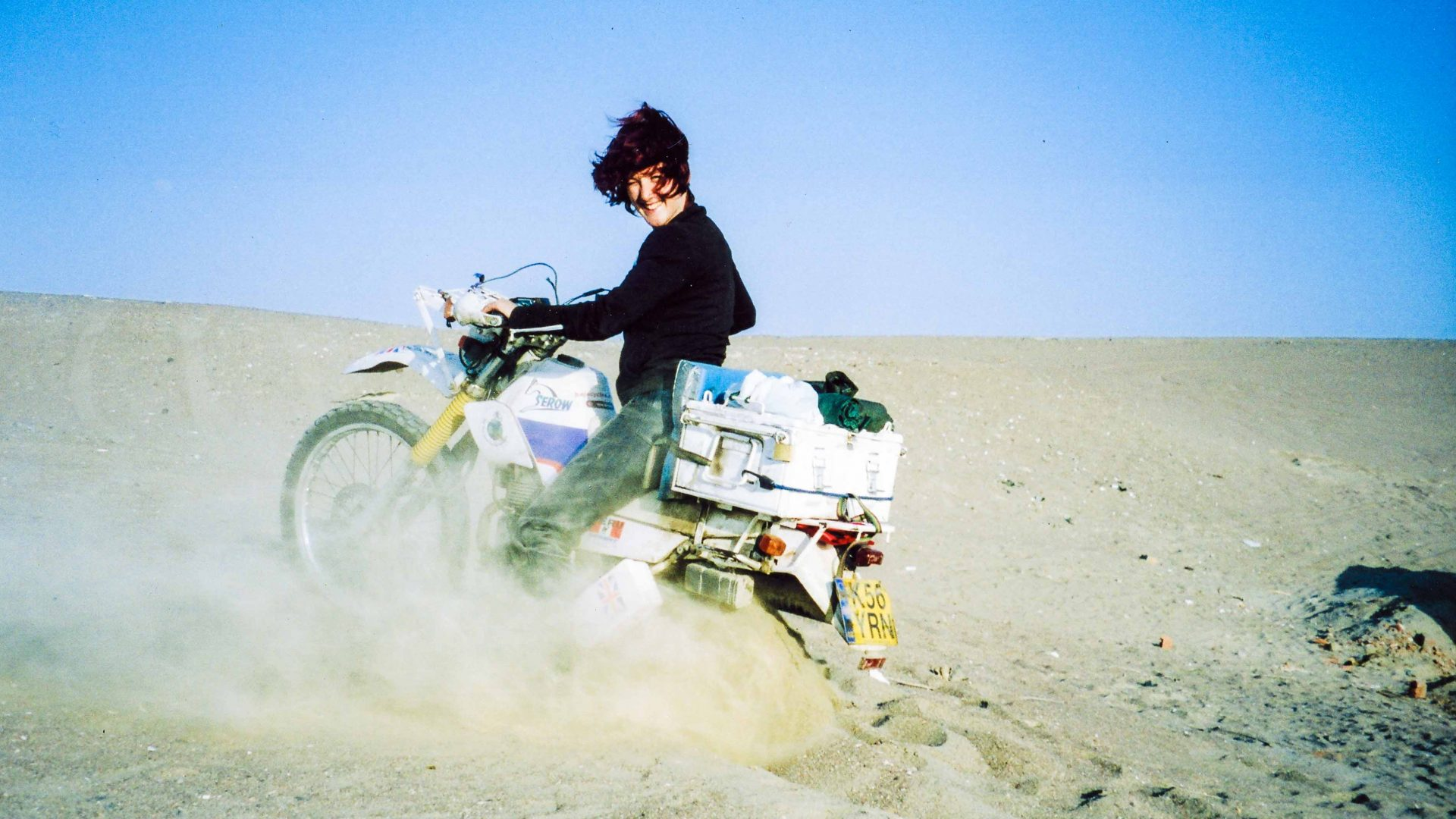 Riding solo: One woman's motorcycle adventures in Iran and beyond