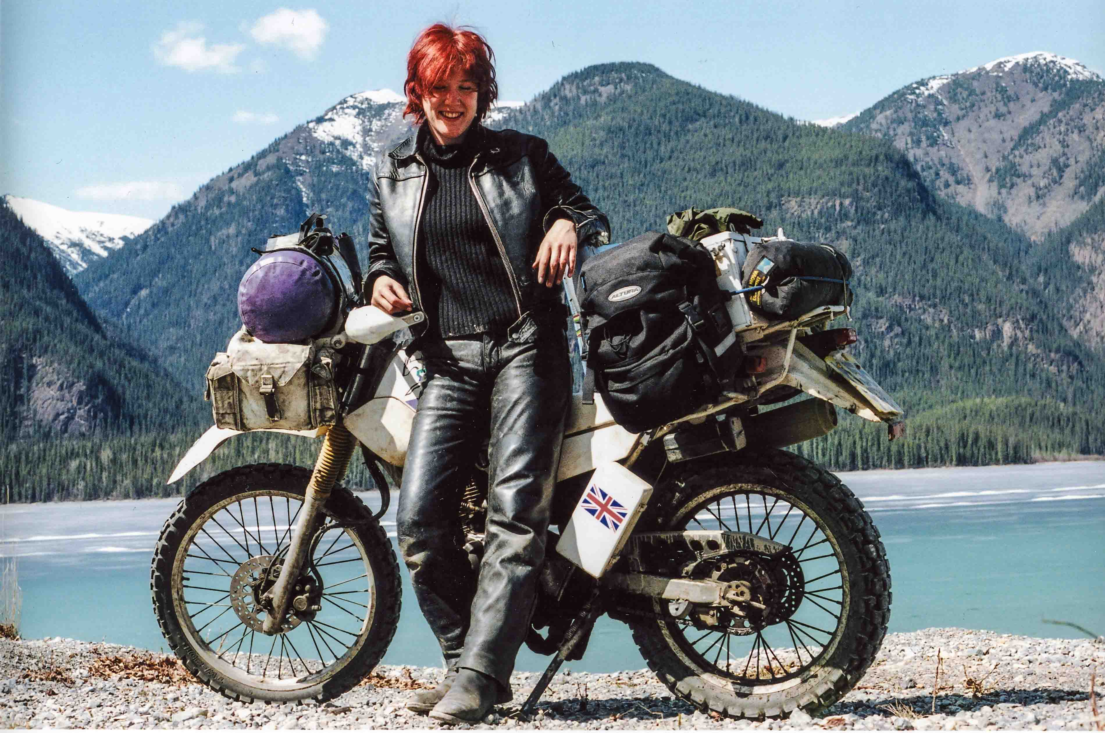 Riding Solo One Womans Motorcycling Adventures In Iran -4898