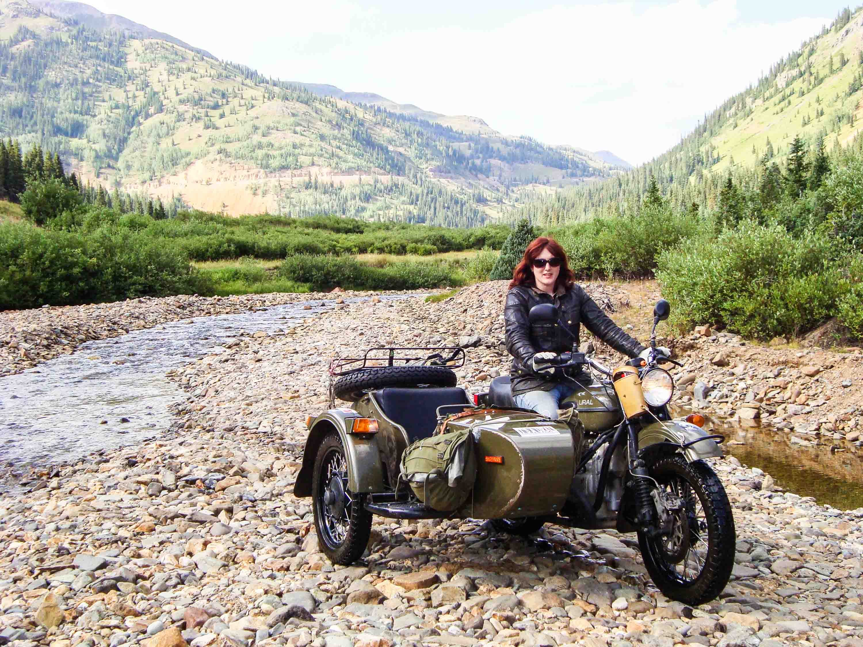 Riding Solo One Woman S Motorcycling Adventures In Iran