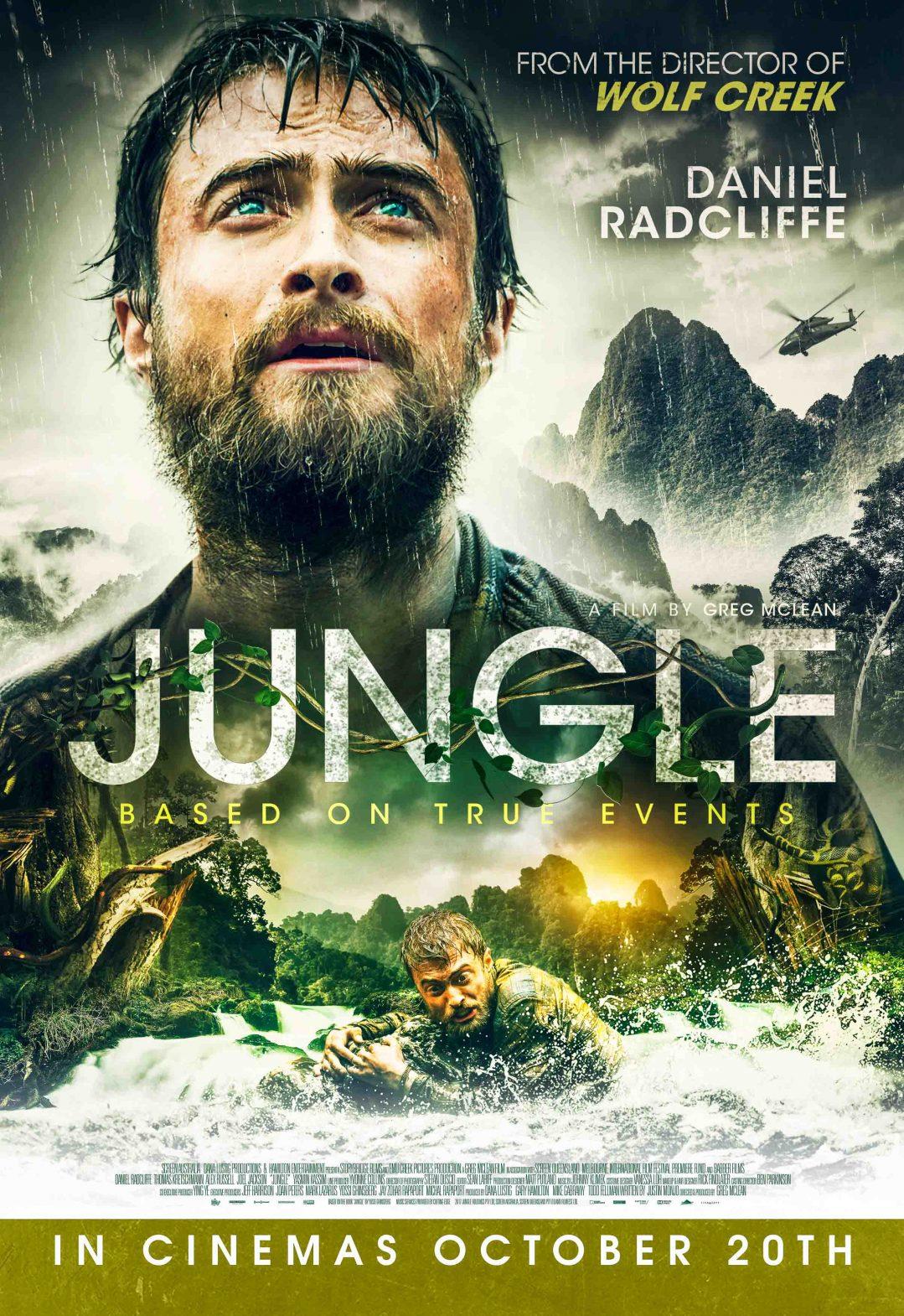 Can daniel radcliffe 39 s 39 jungle 39 film help bolivian for American cuisine dvd