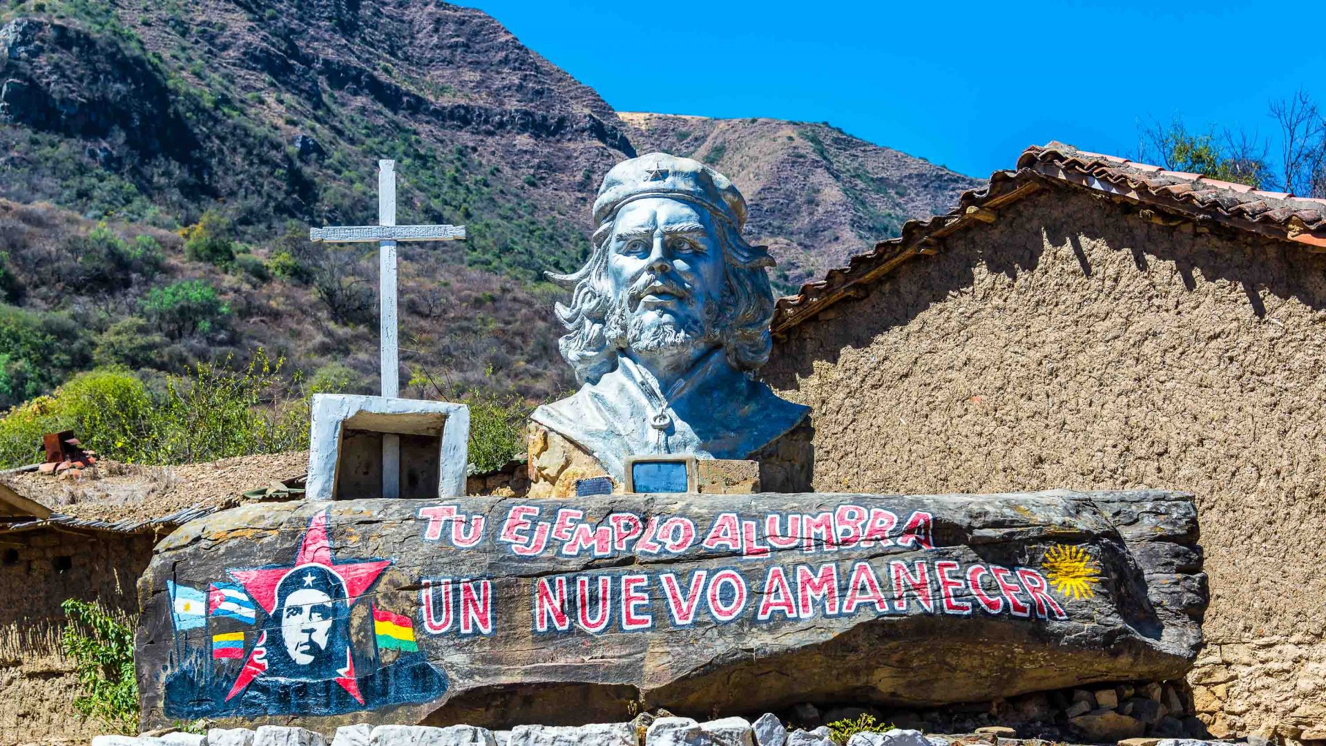 Revolution road: On the trail of Che Guevara