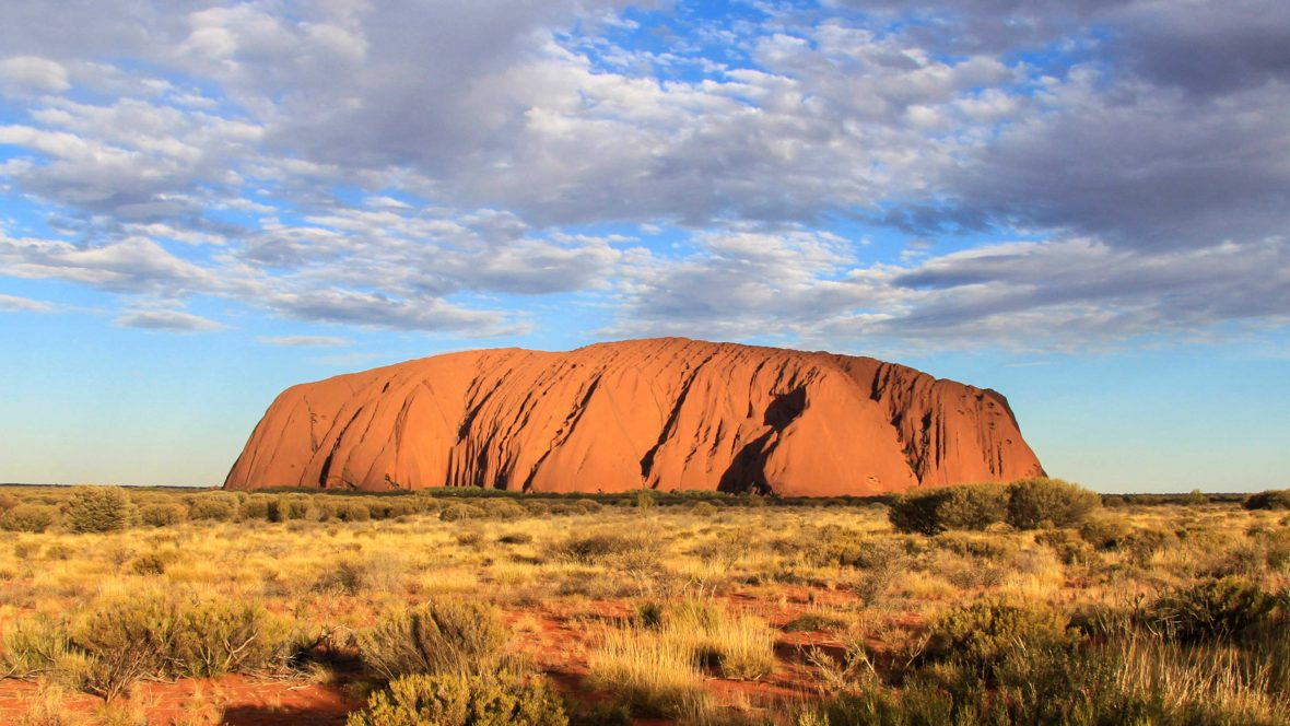 Aboriginal owners ban climbing Australia's sacred red rock