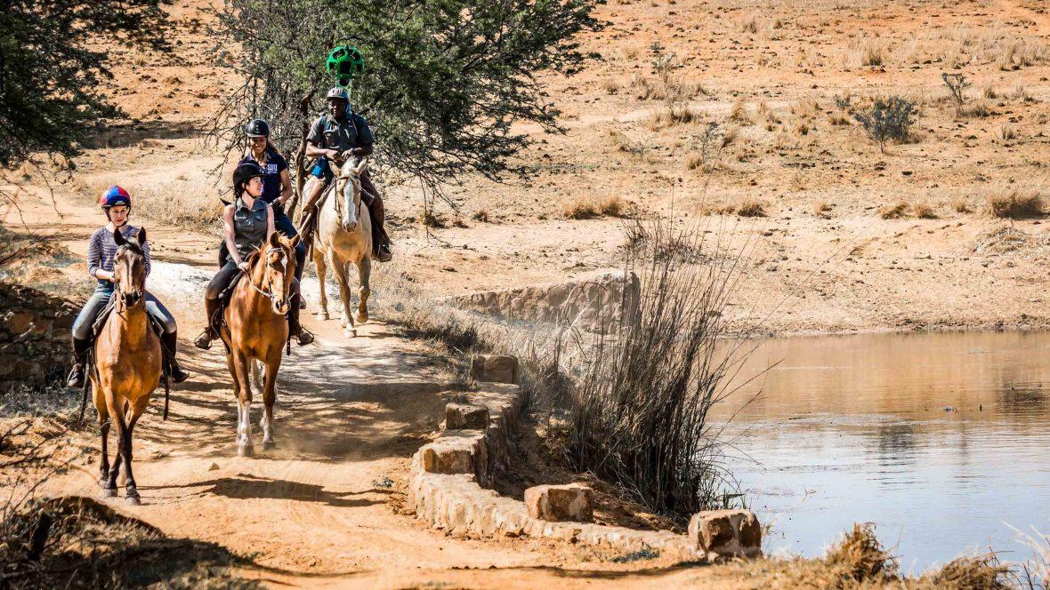 Horizon Horseback Adventures, Limpopo Province.