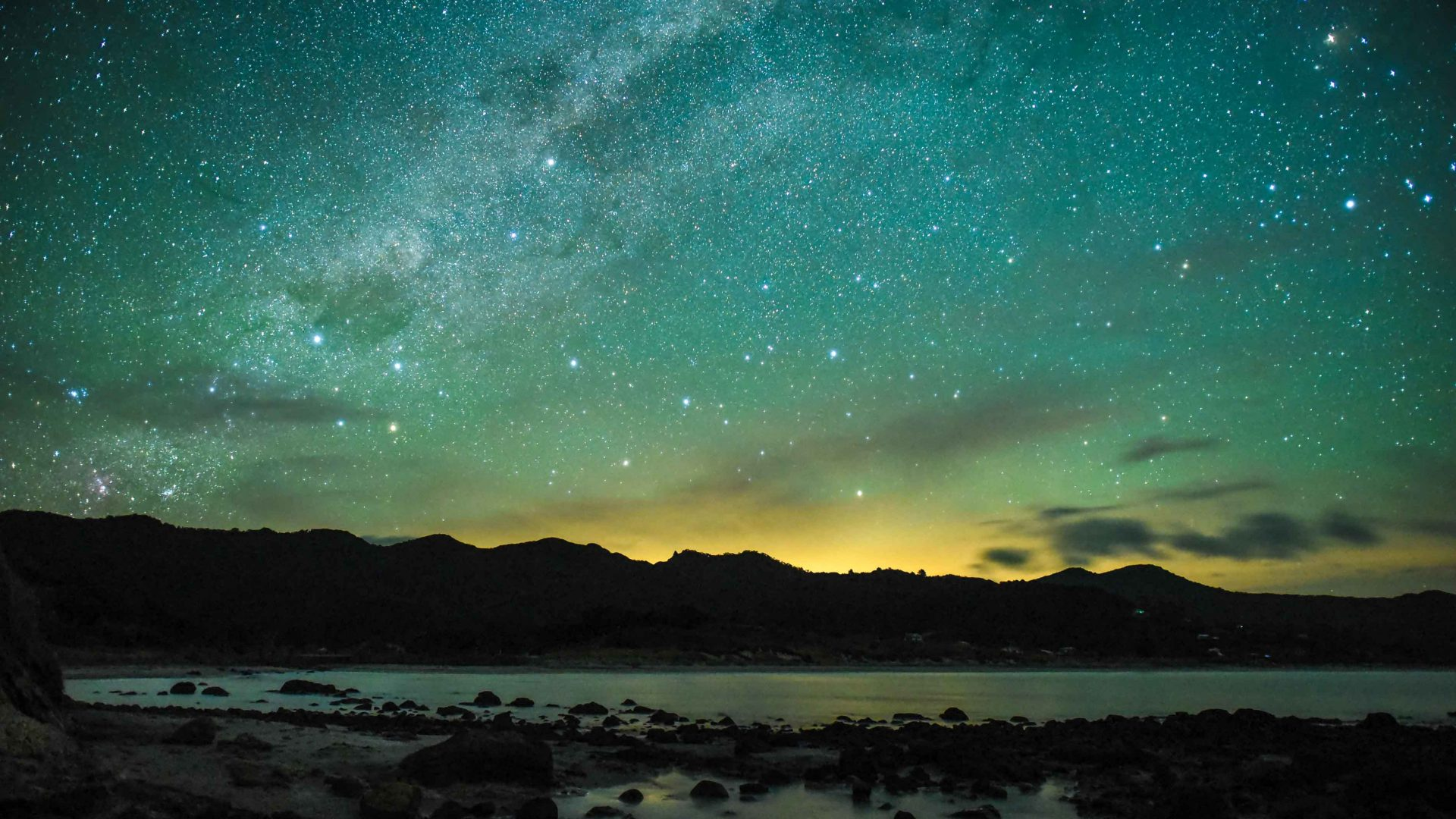 Is this the best island in the world for stargazing?