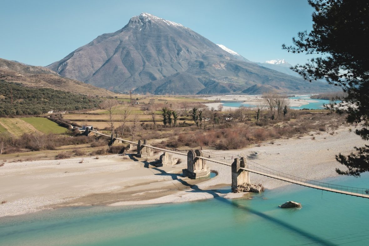 Adventures 2018: Bringing tourism to Albania's Vjosa River, one of Europe's last wild rivers.