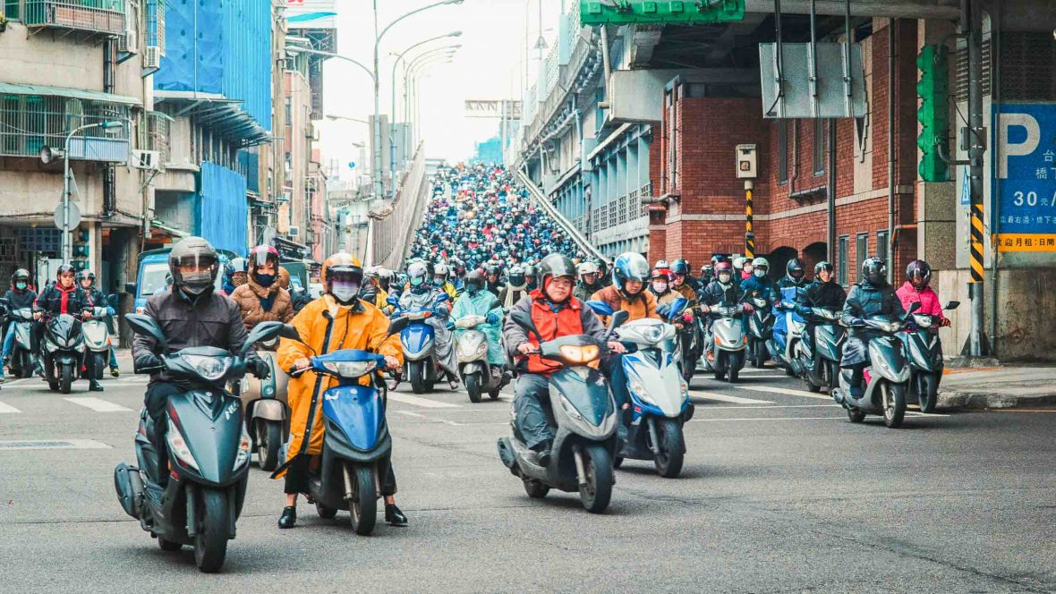 How to ride a scooter in Southeast Asia (and live to tell the tale)