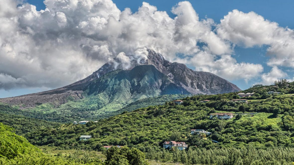 The Caribbean as it used to be: How Montserrat is coming alive again
