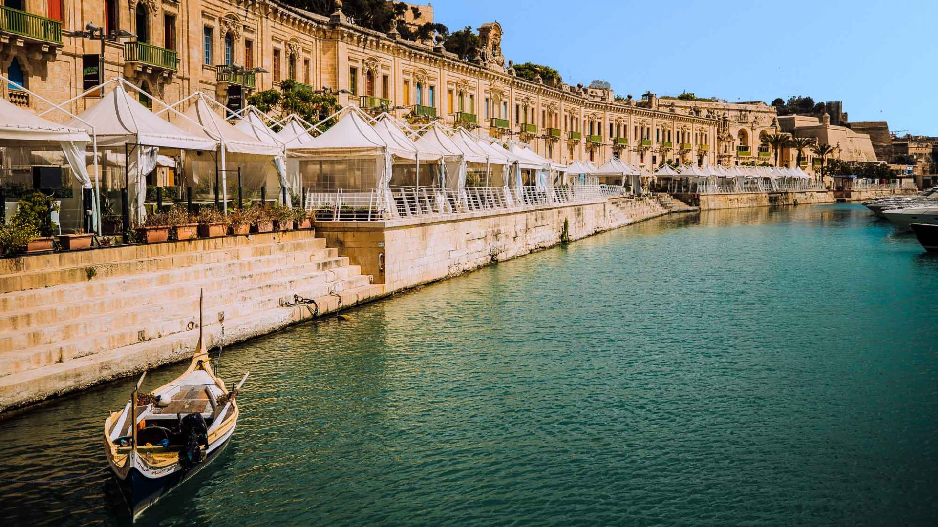 Forget Paris, Valletta is Europe's lesser-known cultural capital