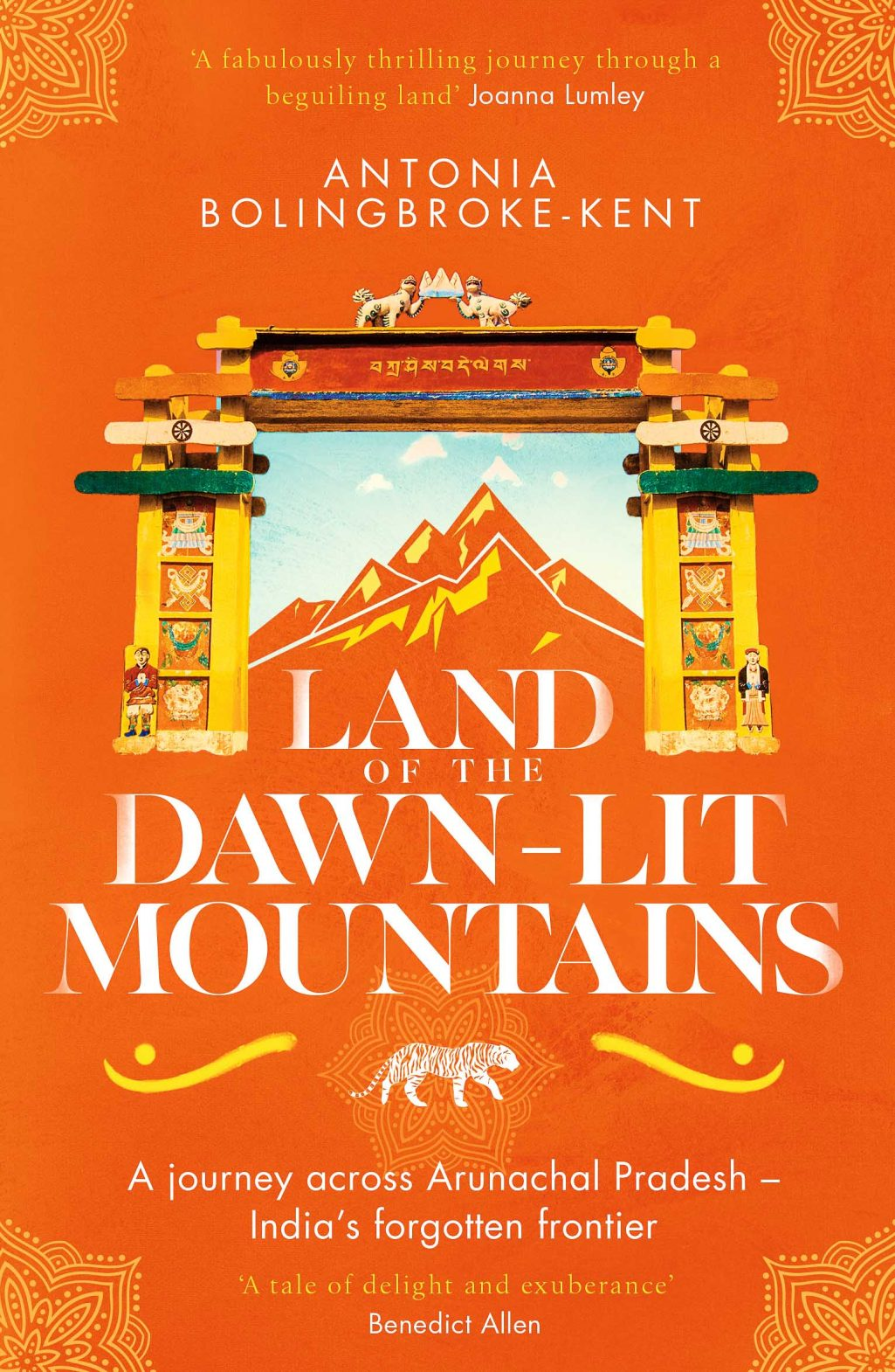 'Land of the Dawn-lit Mountains' is nominated for the 2018 Edward Stanford Wanderlust Adventure Travel Book of the Year.