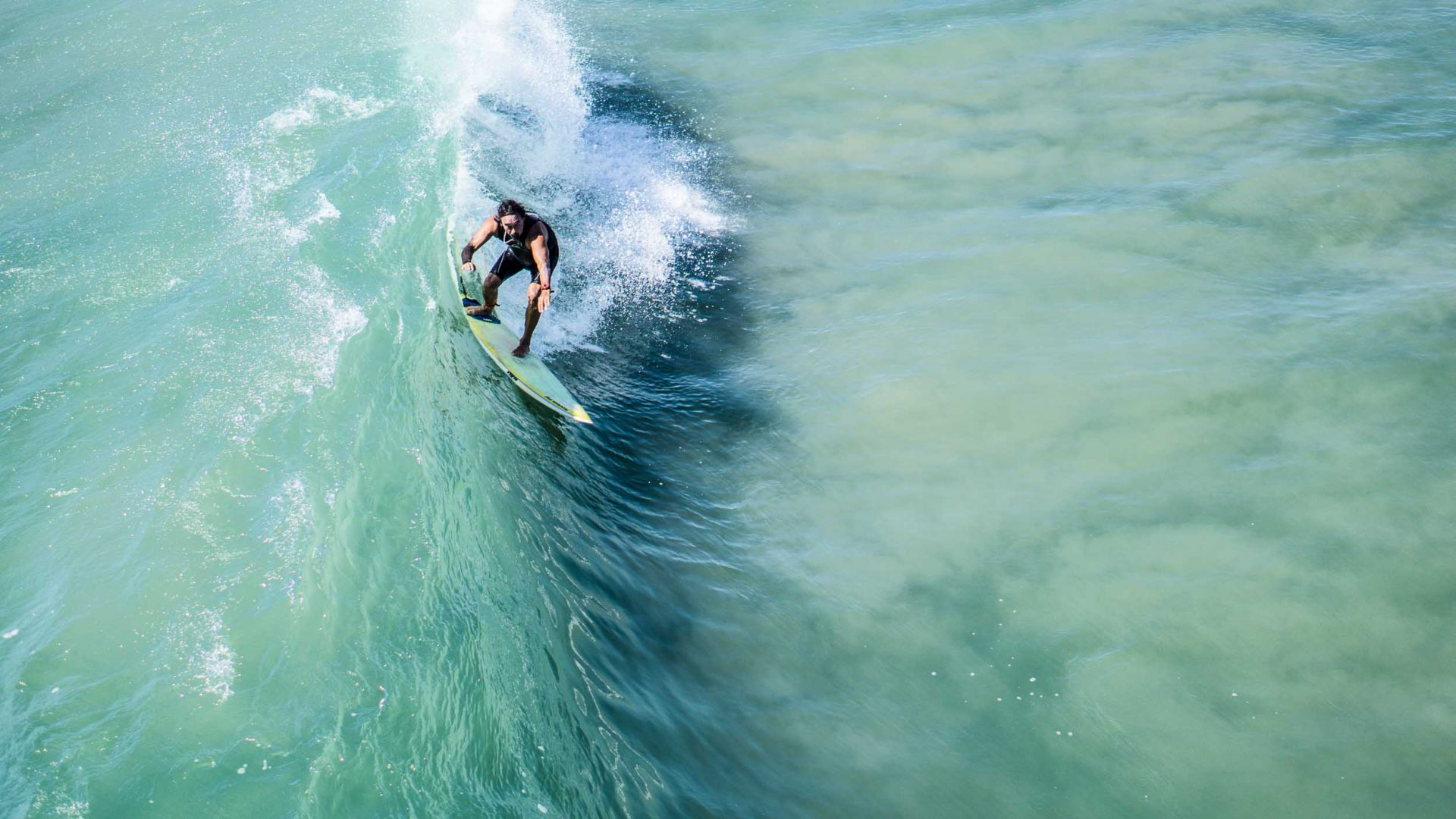 Surfing is one of the draw cards of Cape Town, South Africa.