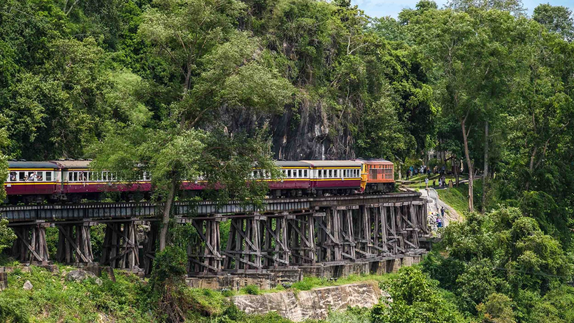 The kingdom of rails: Is the best way to see Thailand by train?