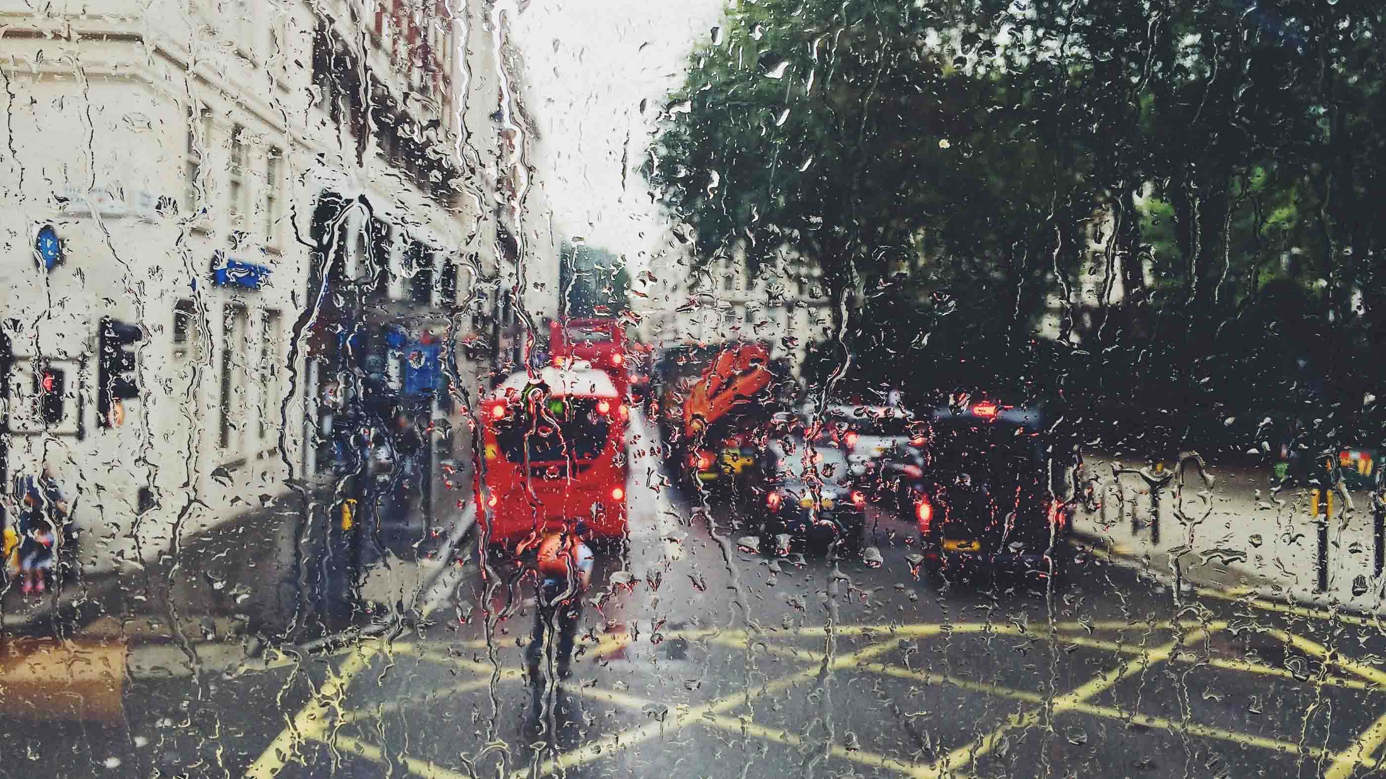 Why Traveling In The Rain Is Better For The Soul