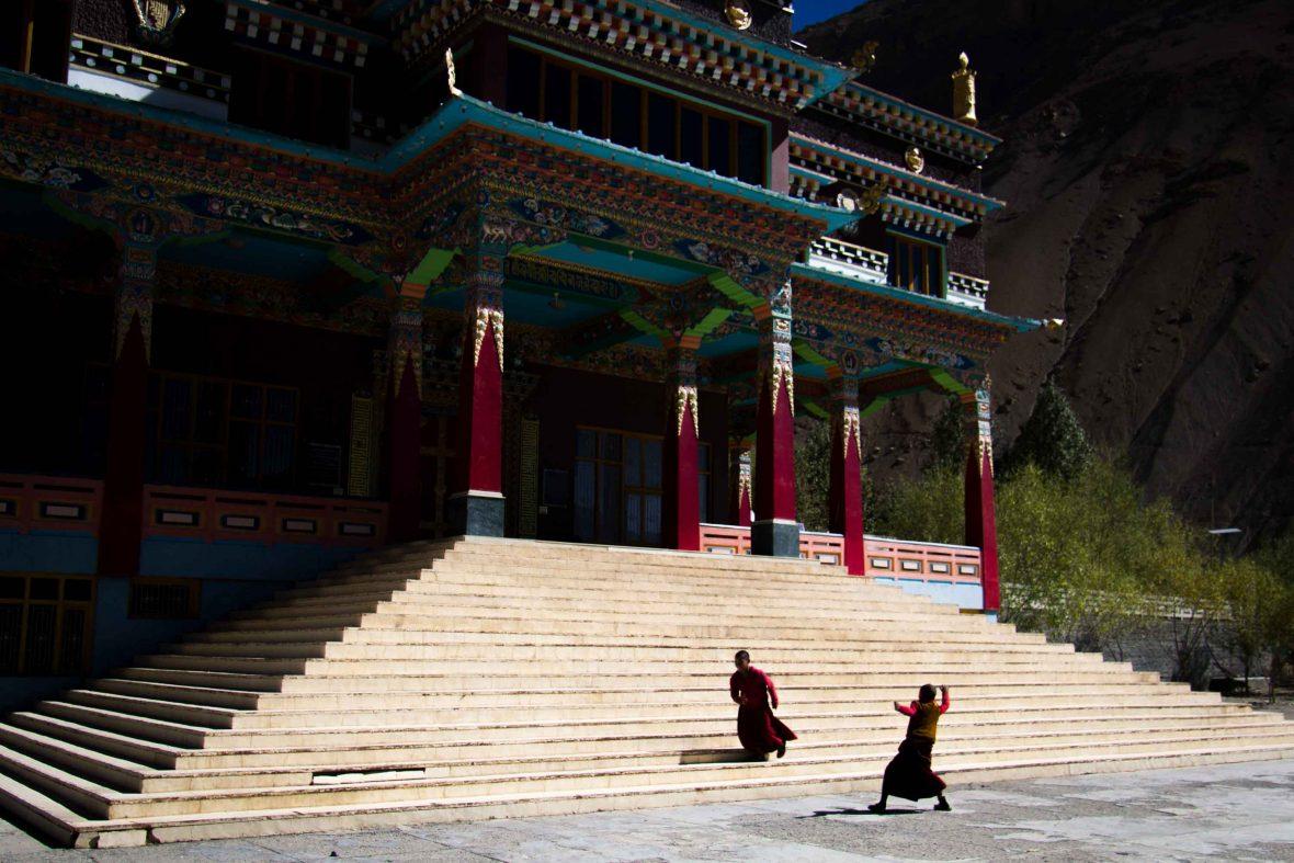 Kaza Monastery, Himachal Pradesh, India