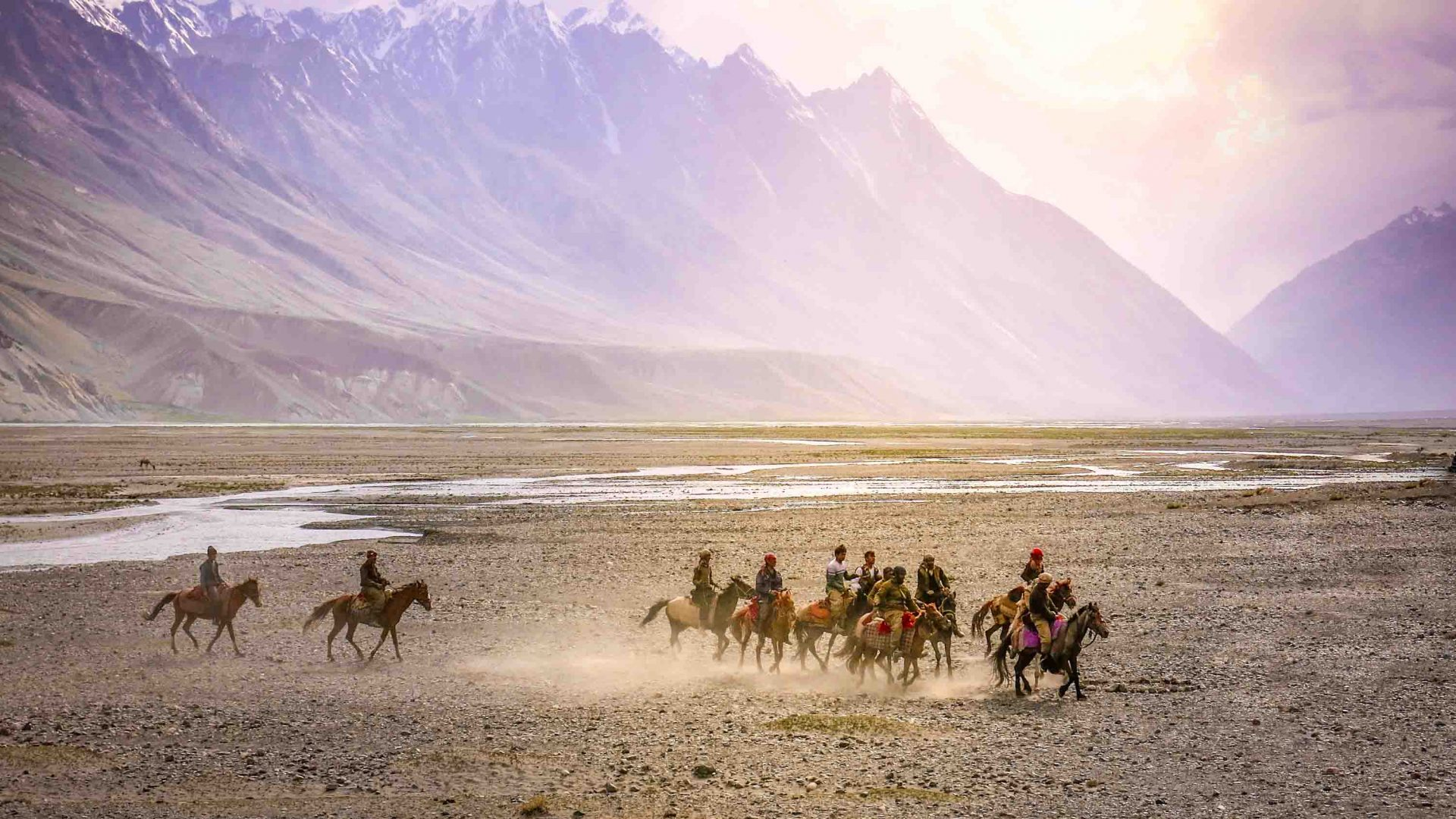 There's no war in the Wakhan: Hiking remote, spectacular Afghanistan