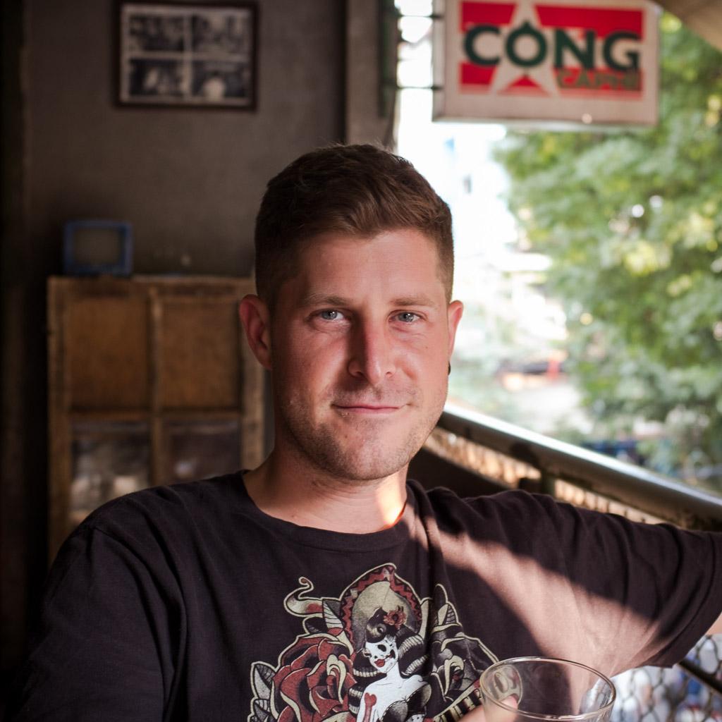 Travis Hodges
