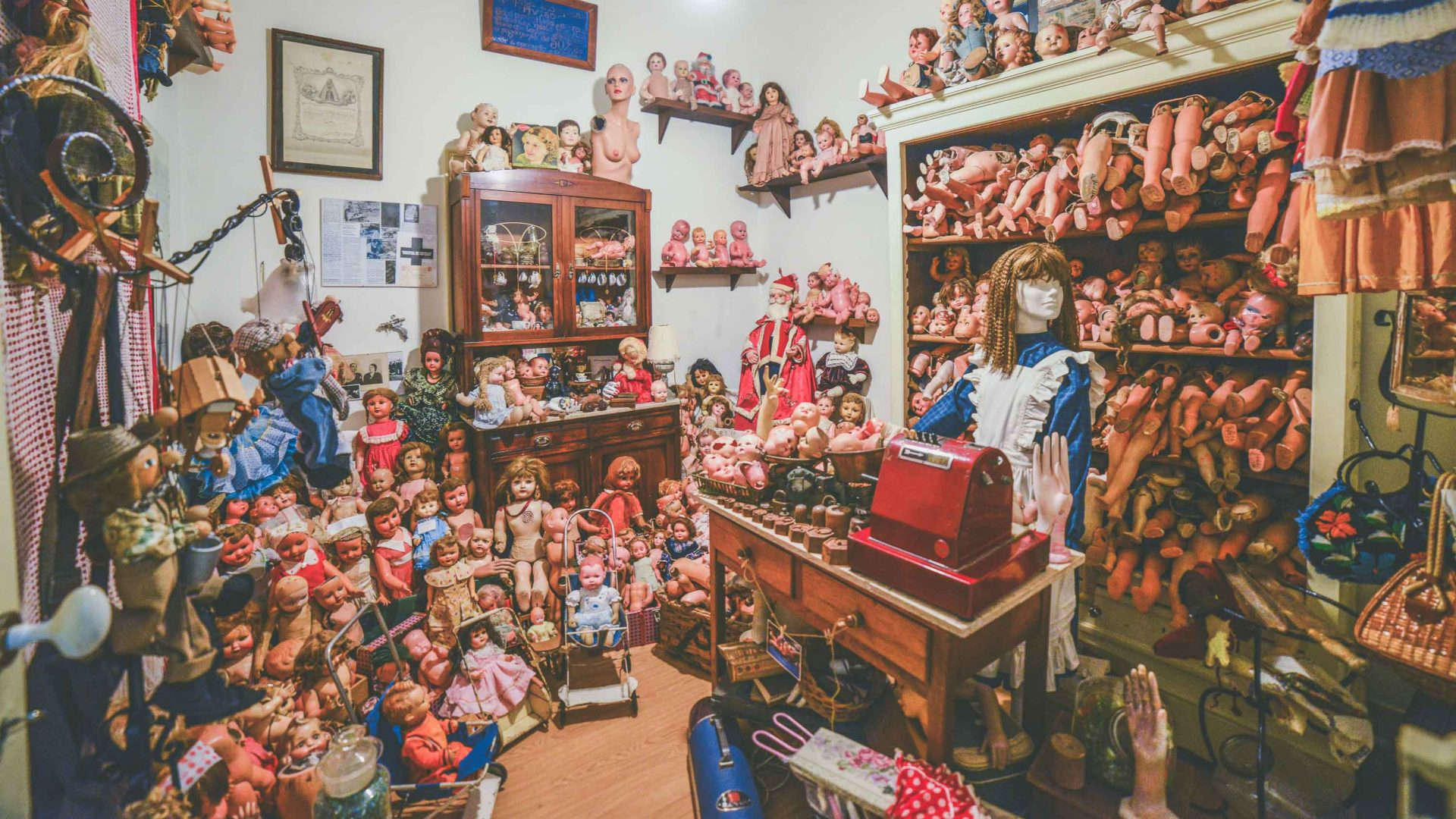 The art of mending memories: Inside the world's oldest surviving doll hospital