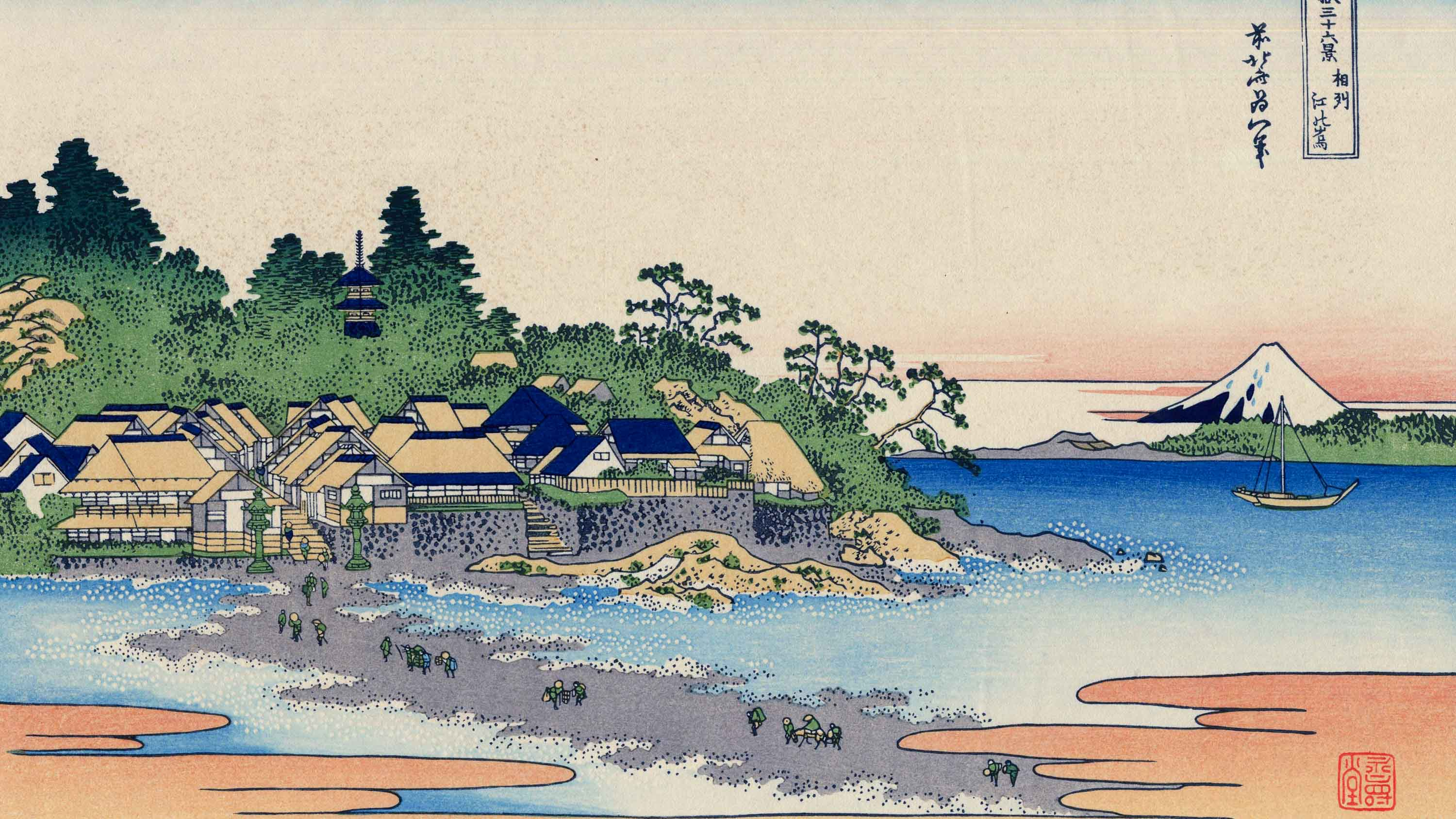 On The Trail Of Katsushika Hokusai Japan S Finest Artist Adventure Com