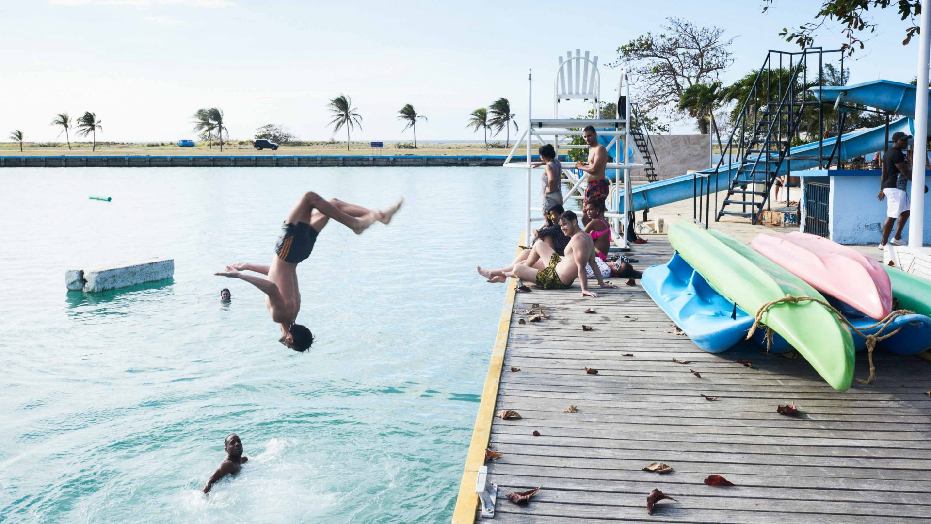 Cooling off in Cuba: A love letter to Havana's swimming spots