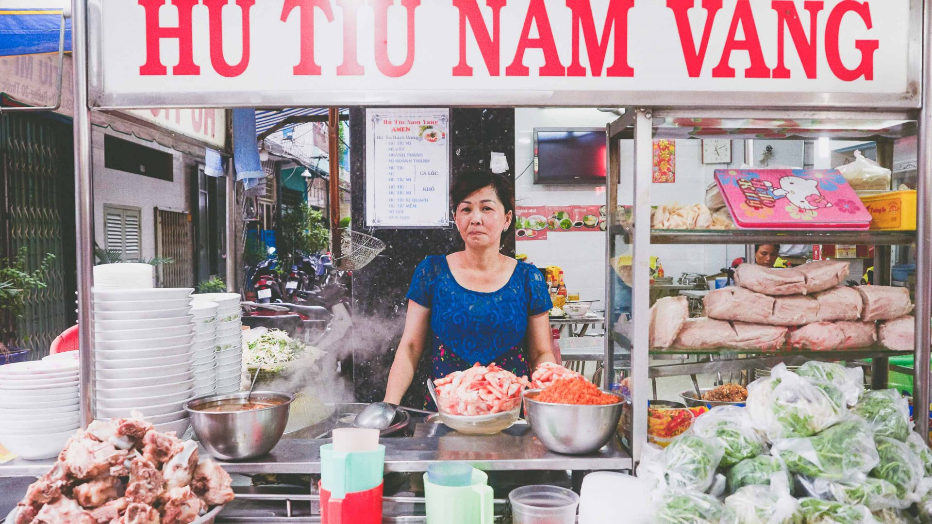 The Vietnamese street food family that won't give up its secrets
