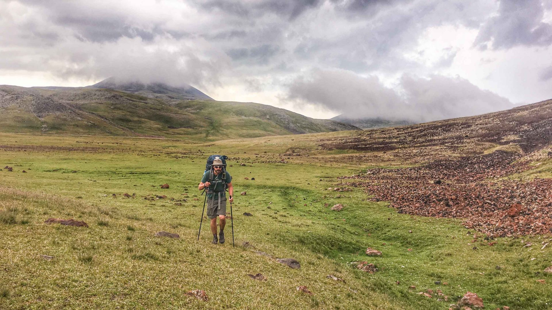 Breaking new ground: When does a path become a hiking trail?