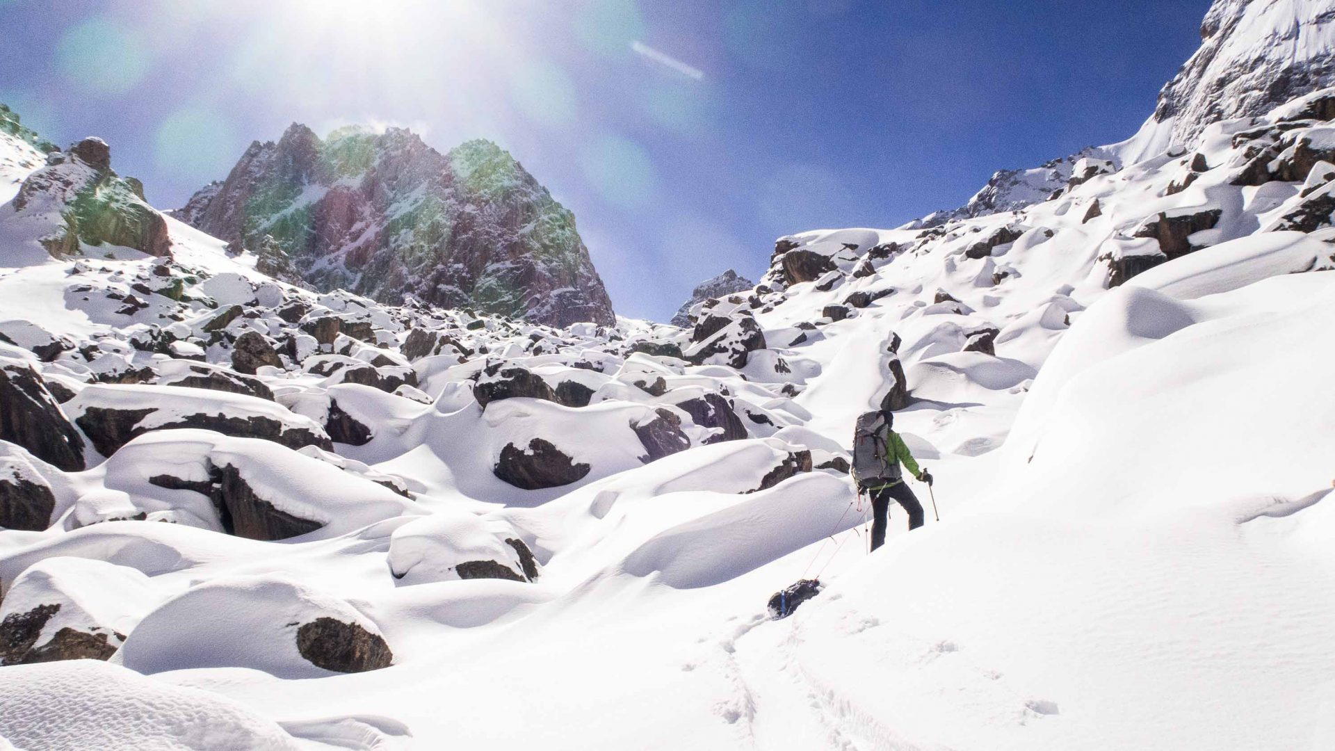 Forget Whistler, this is Tajikistan's untouched, off-piste playground