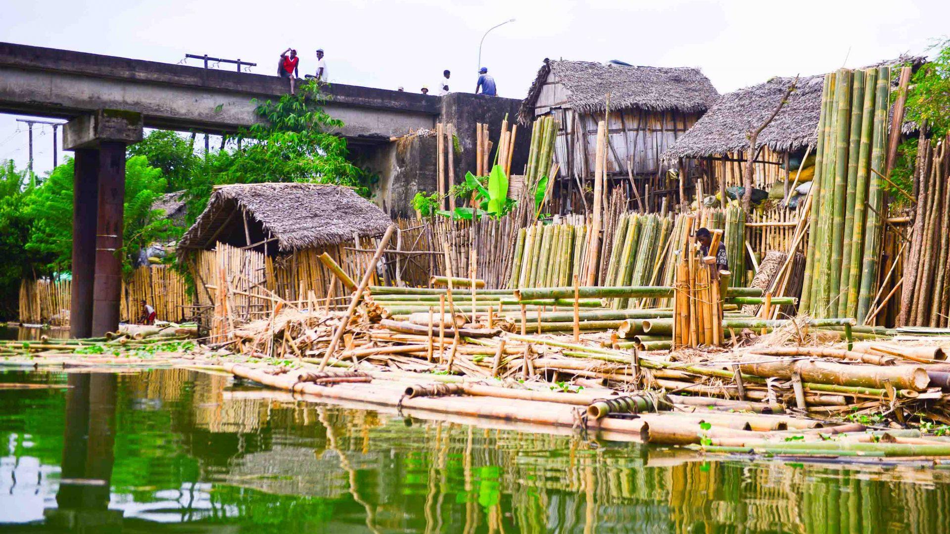 Pangalanes Canal, Madagascar.