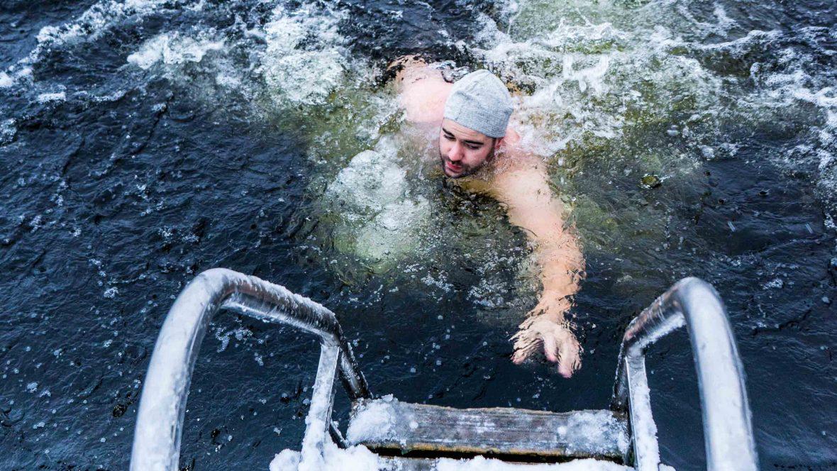 Is Ice Swimming The Key To Finding  U2018sisu U2019  The Finnish Art