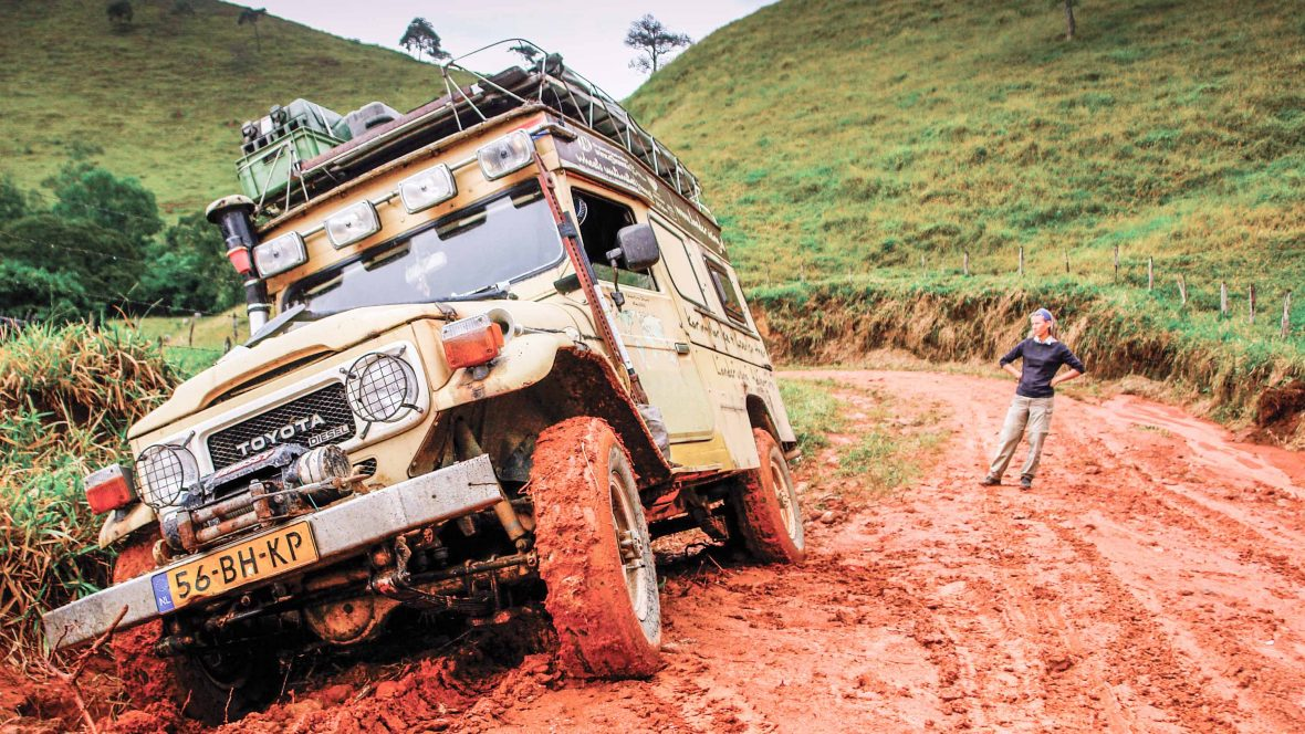 Defying the 'norm': Overlanding tales from women on the road