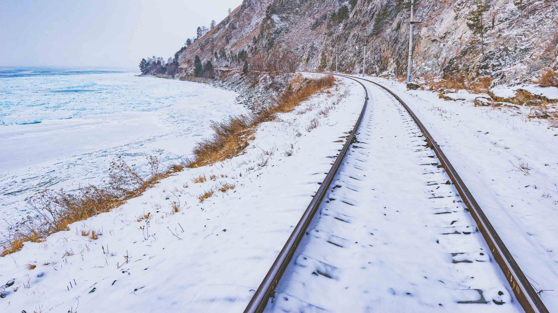 Why winter is the best time to tackle Russia's Trans-Siberian Railway