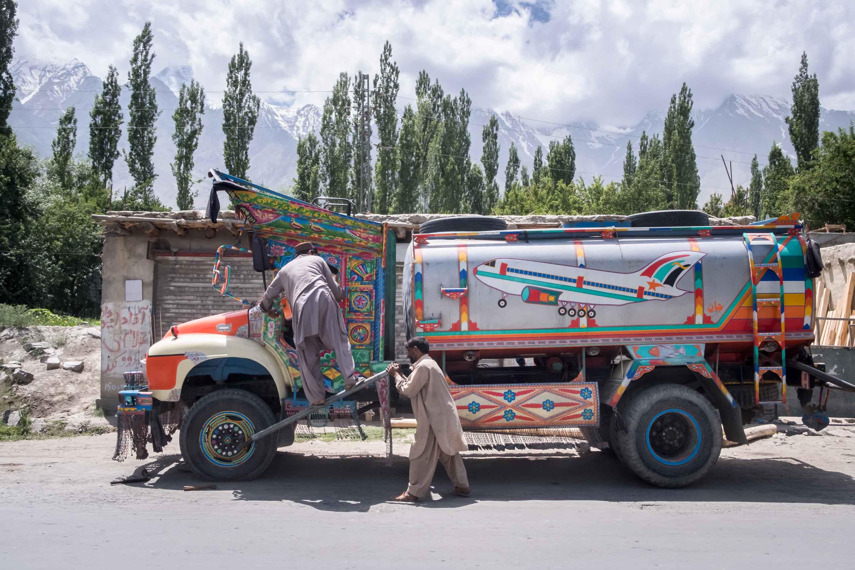 The motorcyle company bringing tourism back to Pakistan   Adventure com