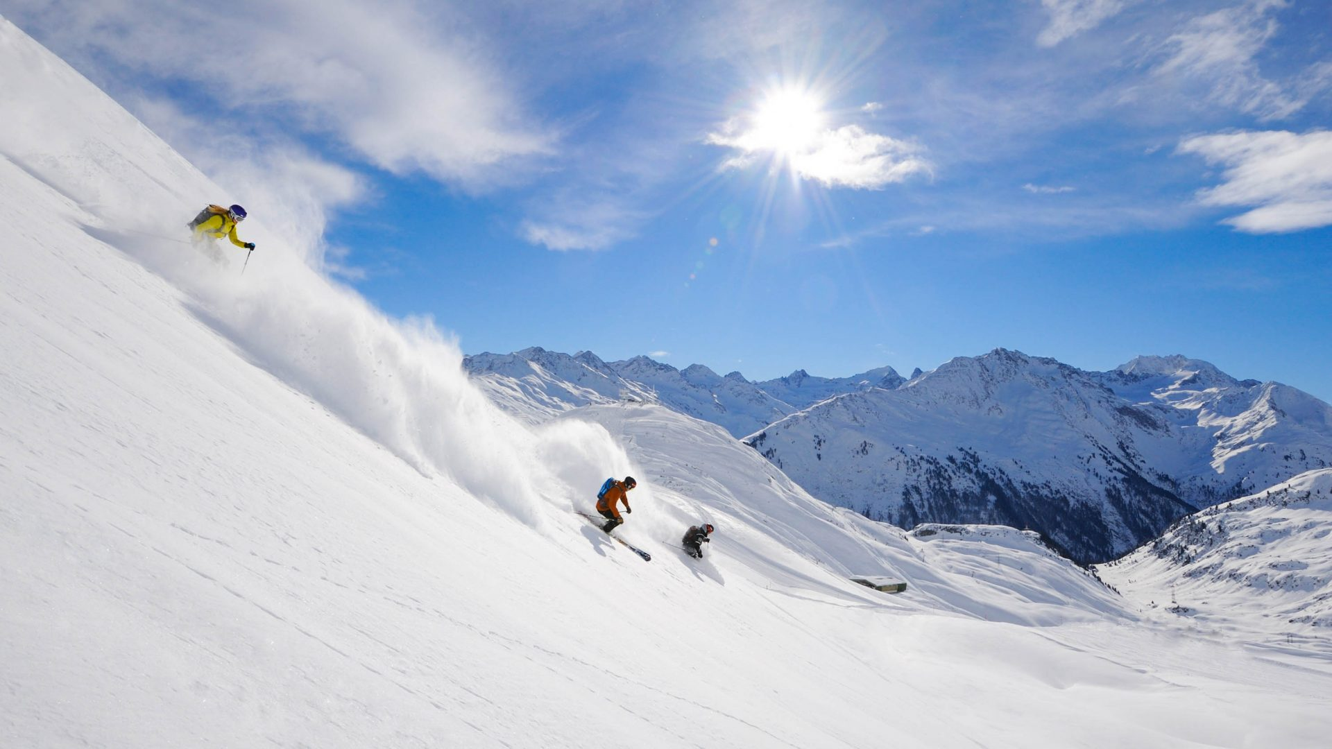 Male-dominated slopes? When it comes to adventure, gender is irrelevant