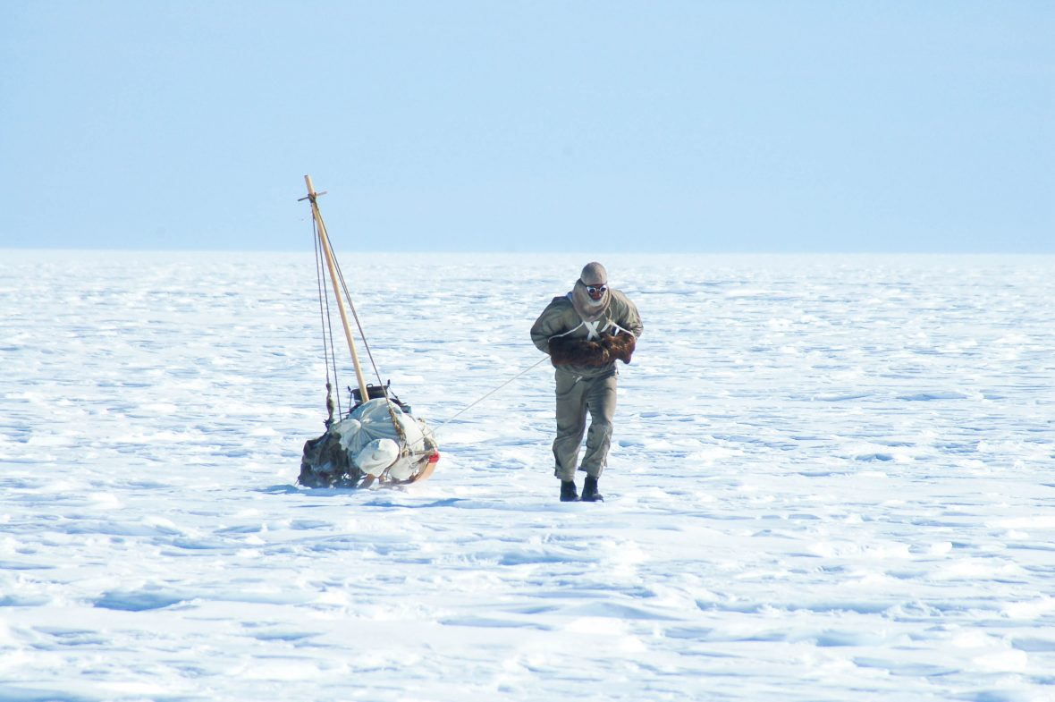 In 2007, Tim recreated Sir Douglas Mawson's 1911 Australasian Antarctic expedition.